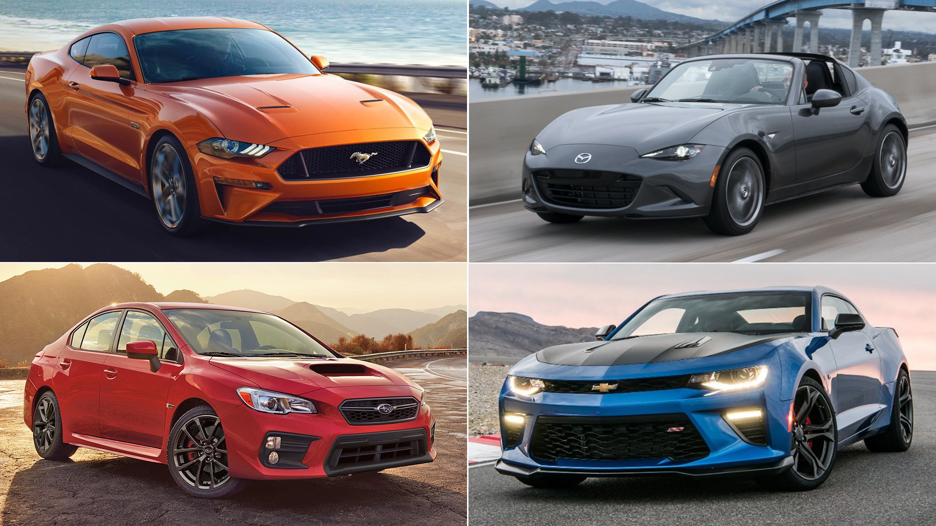 The Best Cheap Sports Cars of 2017 - The Drive