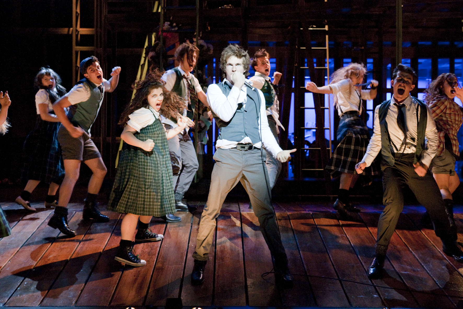 Theatre Review: Spring Awakening (Sydney Theatre Company) | The Brag ...