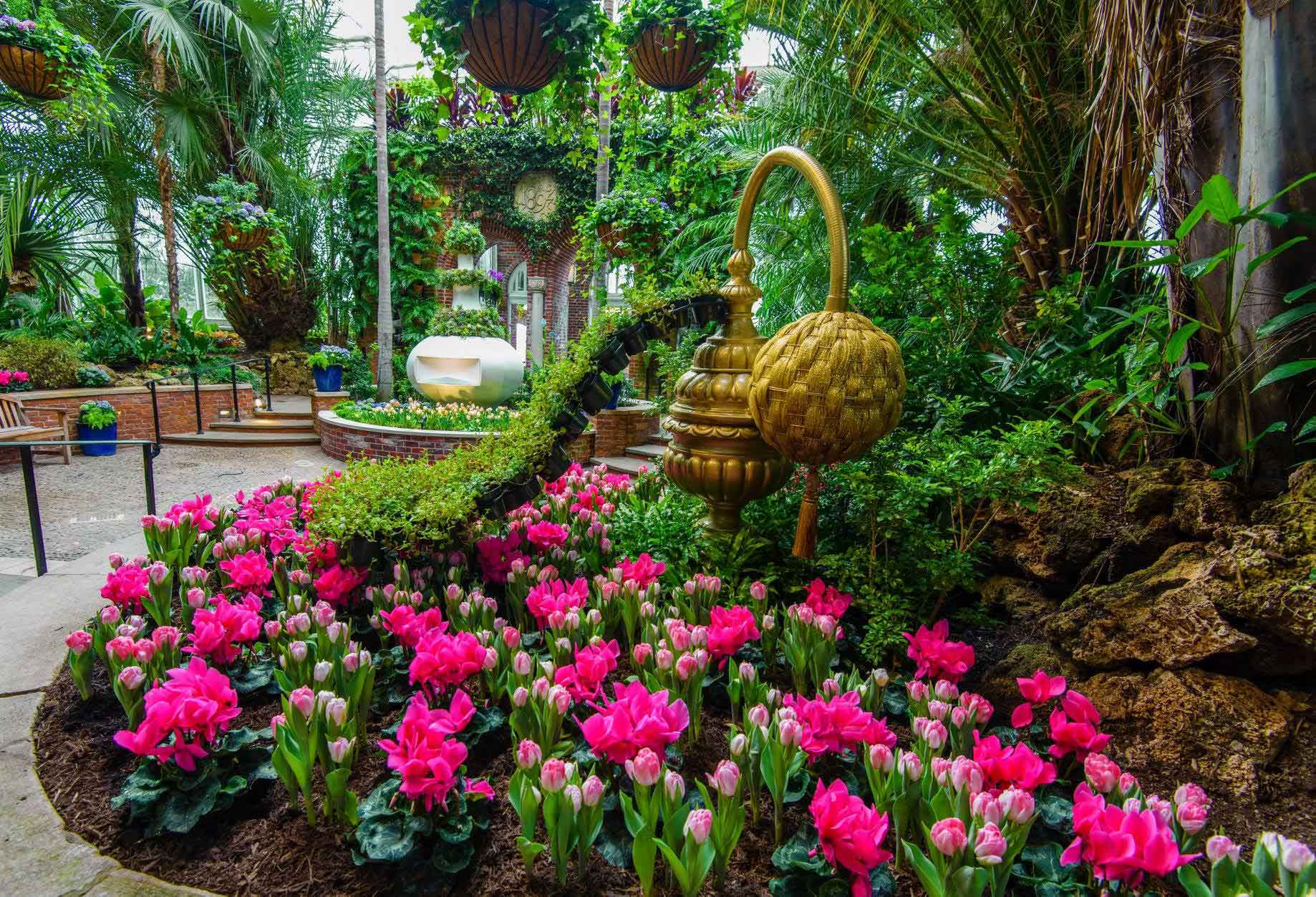 Spring Flower Show: Scents of Wonder | Phipps Conservatory and ...