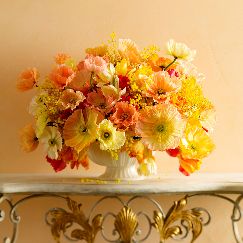 Spring Flower Arrangements | Martha Stewart