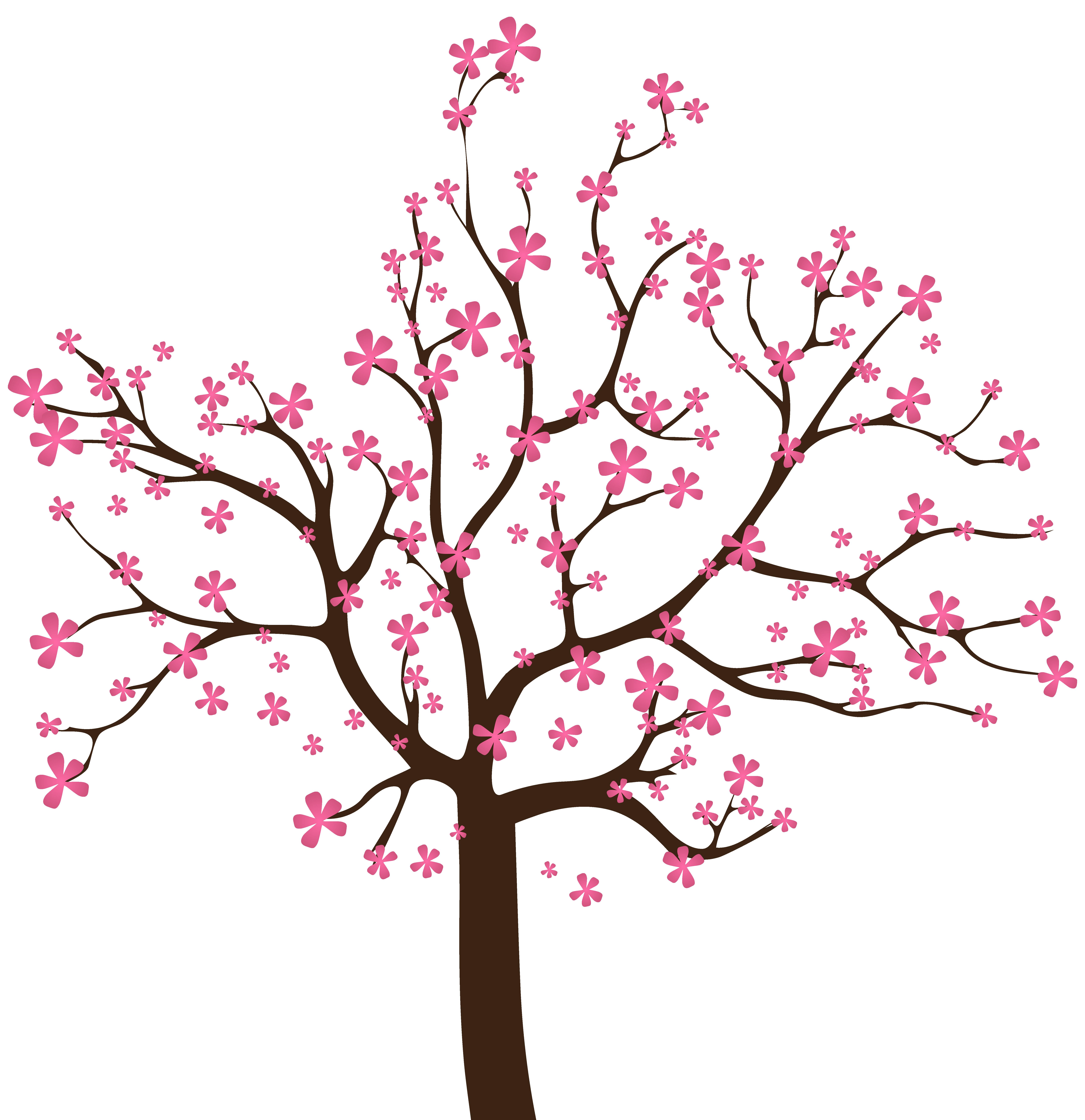 Spring tree photo
