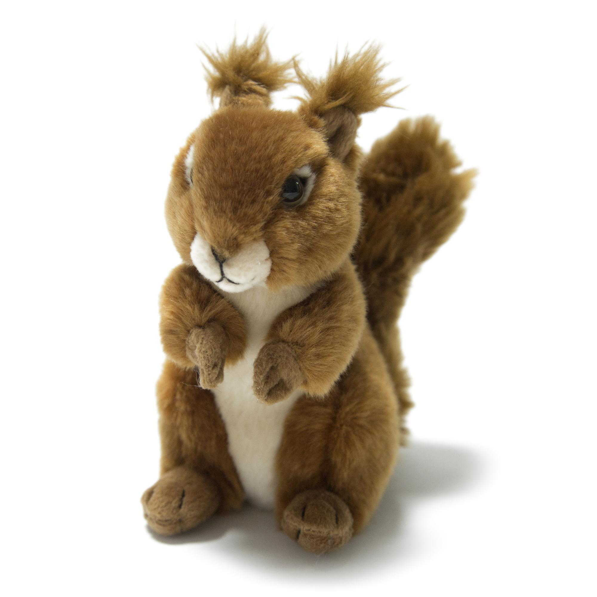 Hamleys Squirrel Soft Toy - £15.00 - Hamleys for Toys and Games