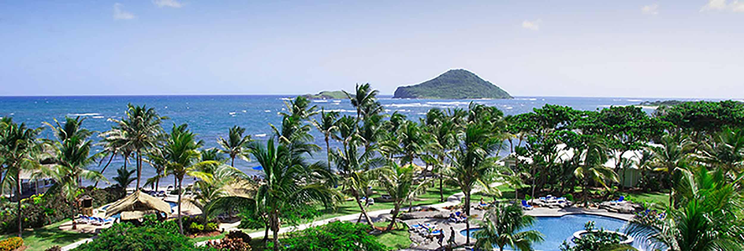 Coconut Bay | St. Lucia | Kiteworld Magazine | The original ...
