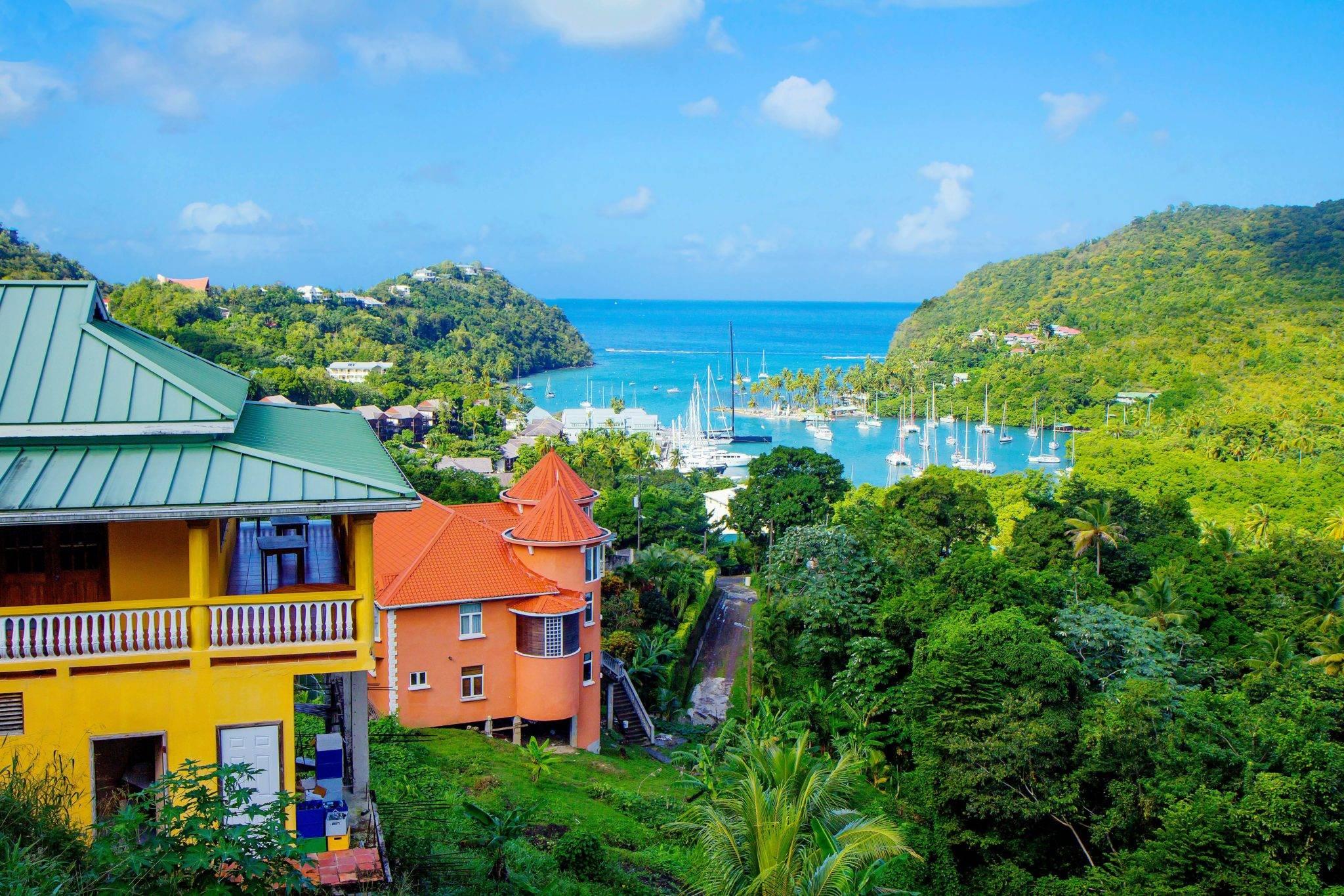 Camp Caribbean St. Lucia - Camp Caribbean
