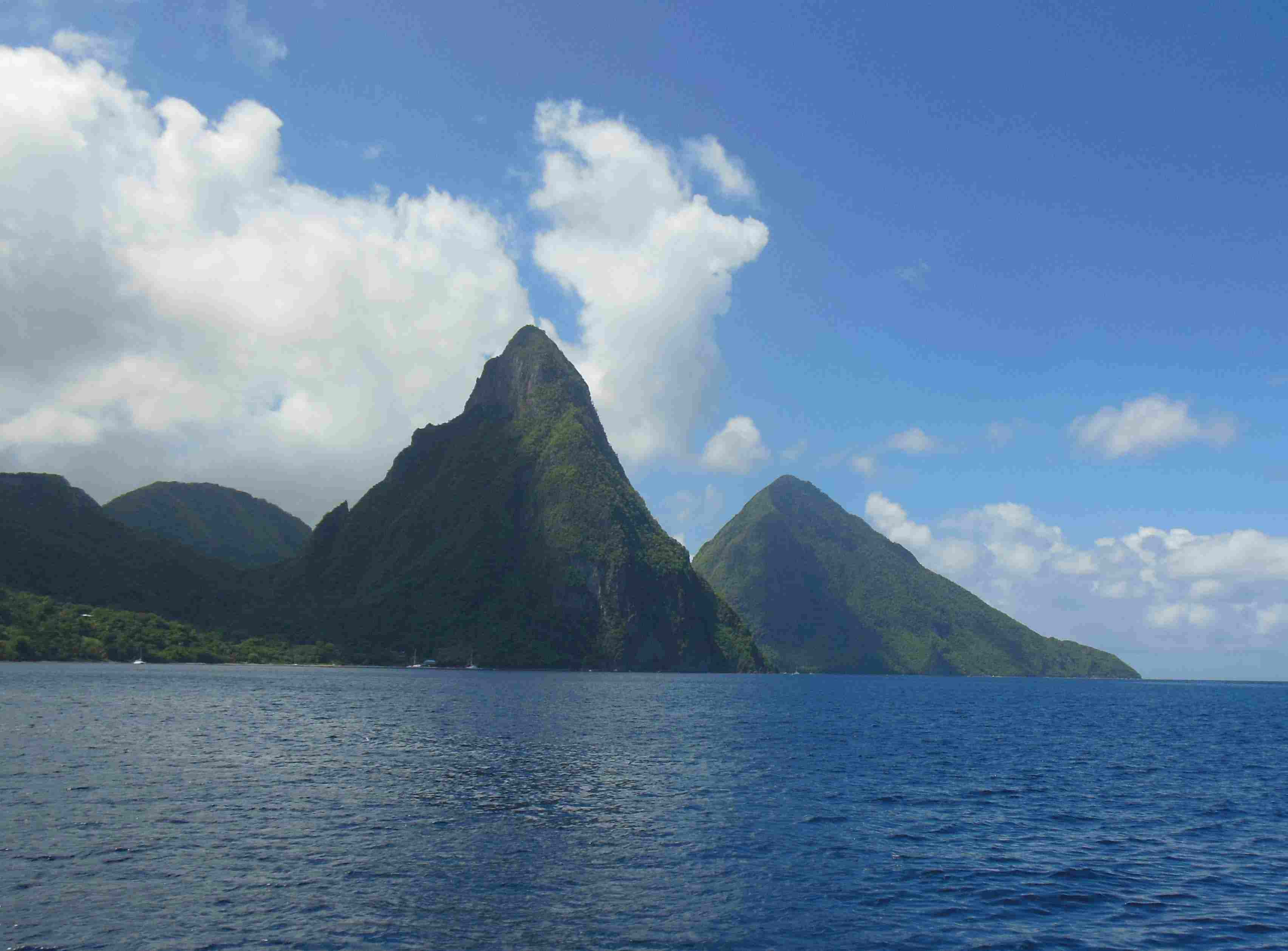 The Best St. Lucia Attractions