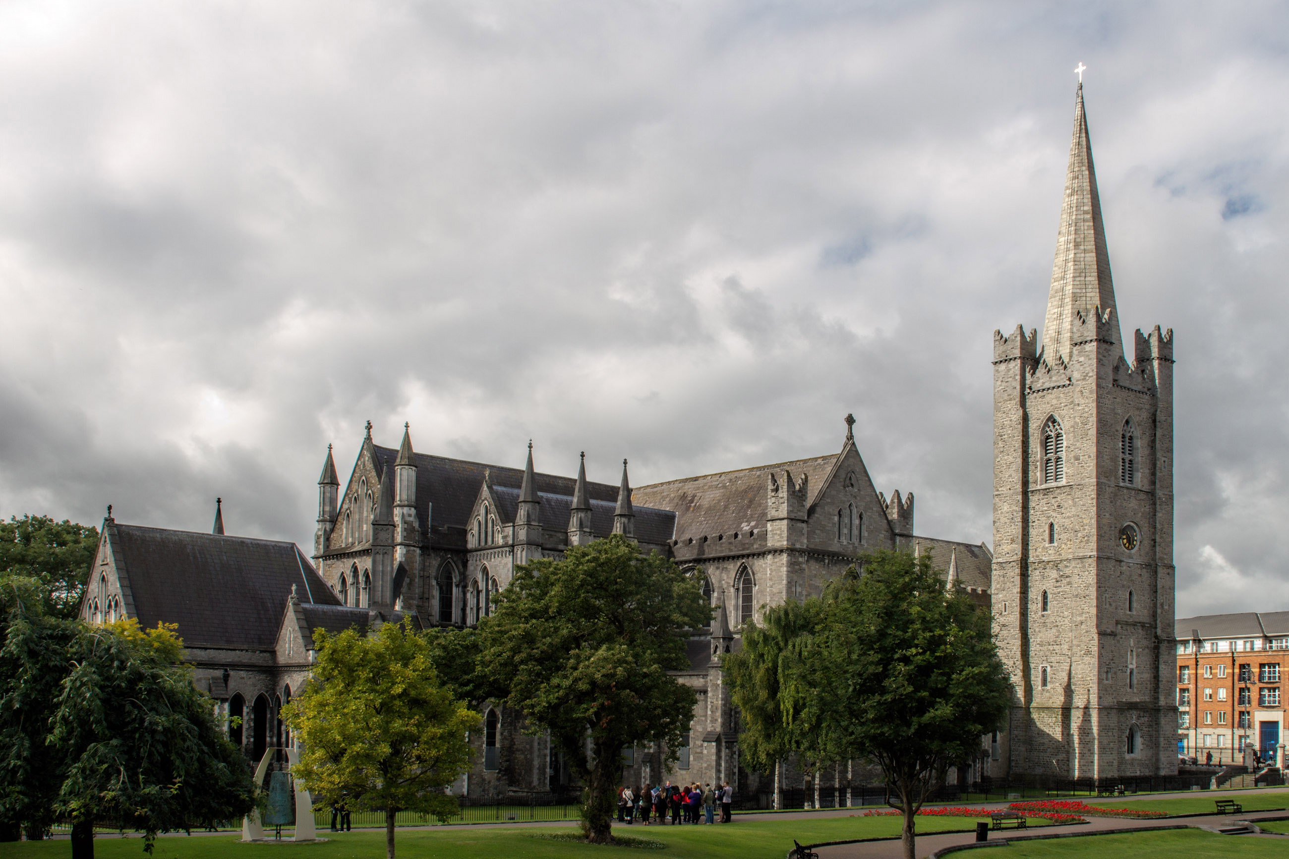 St patrick's cathedral church photo