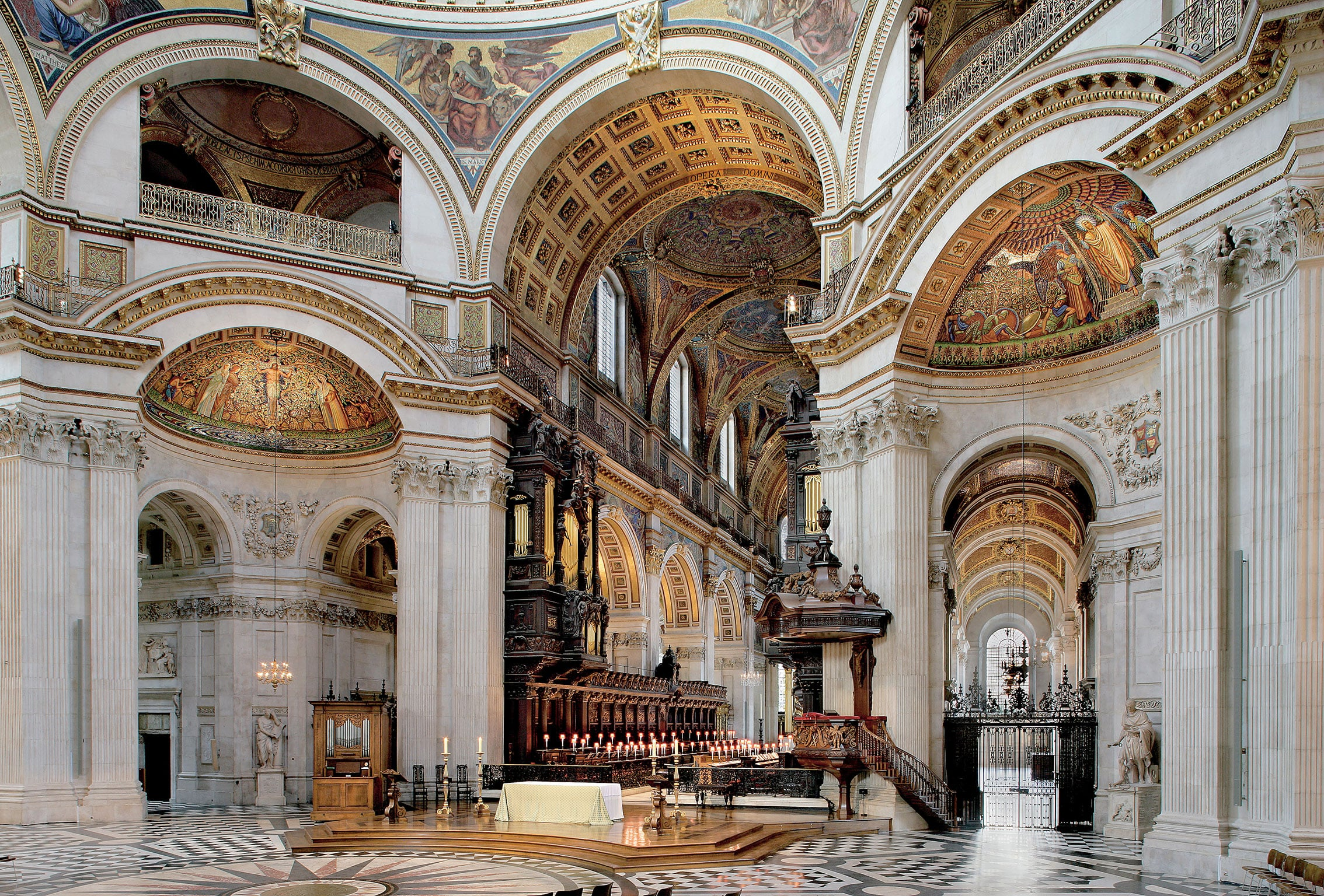 St Paul's Cathedral - Art Fund