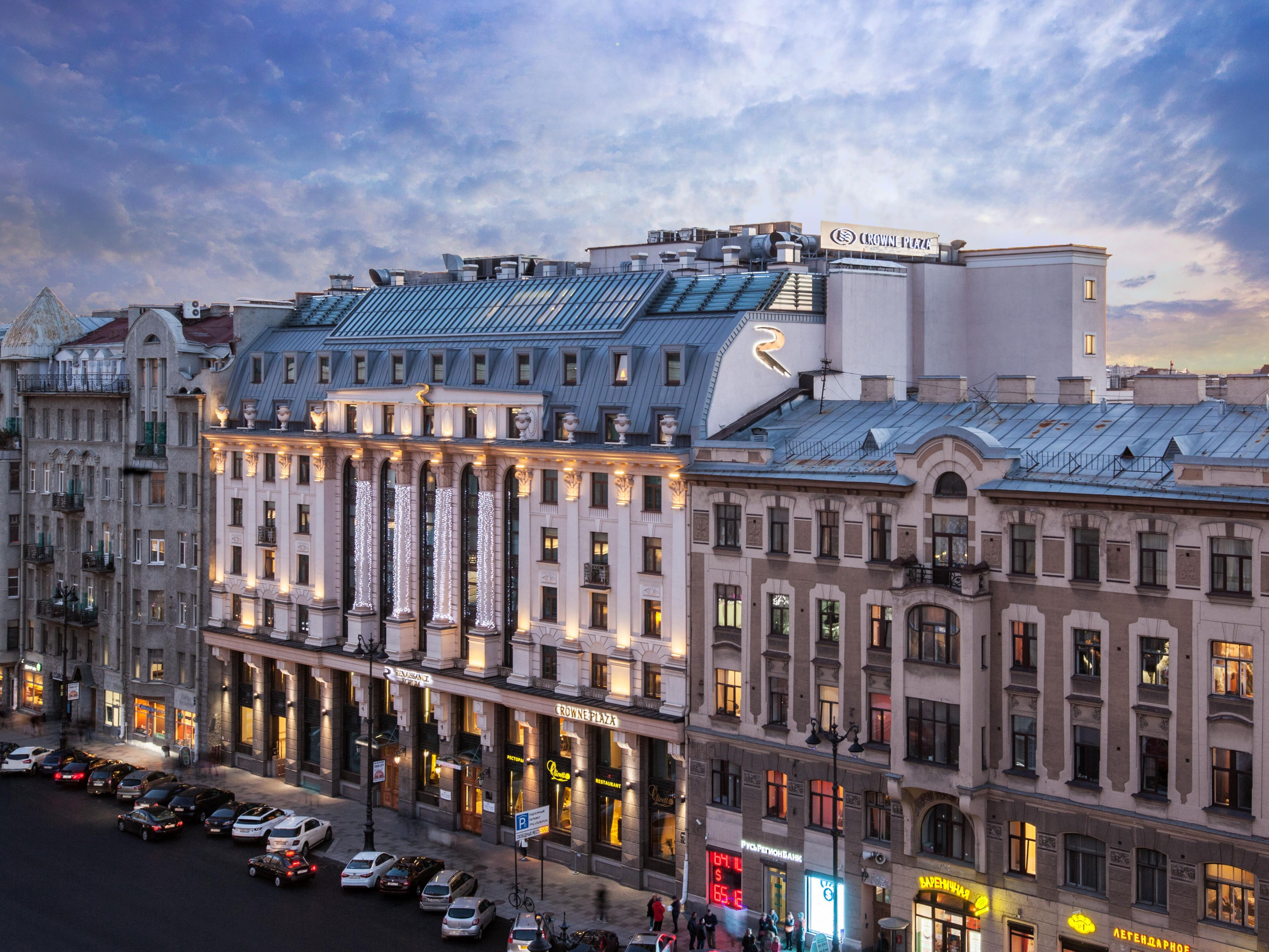 Crowne Plaza St. Petersburg - Ligovsky - St Petersburg, Russian ...