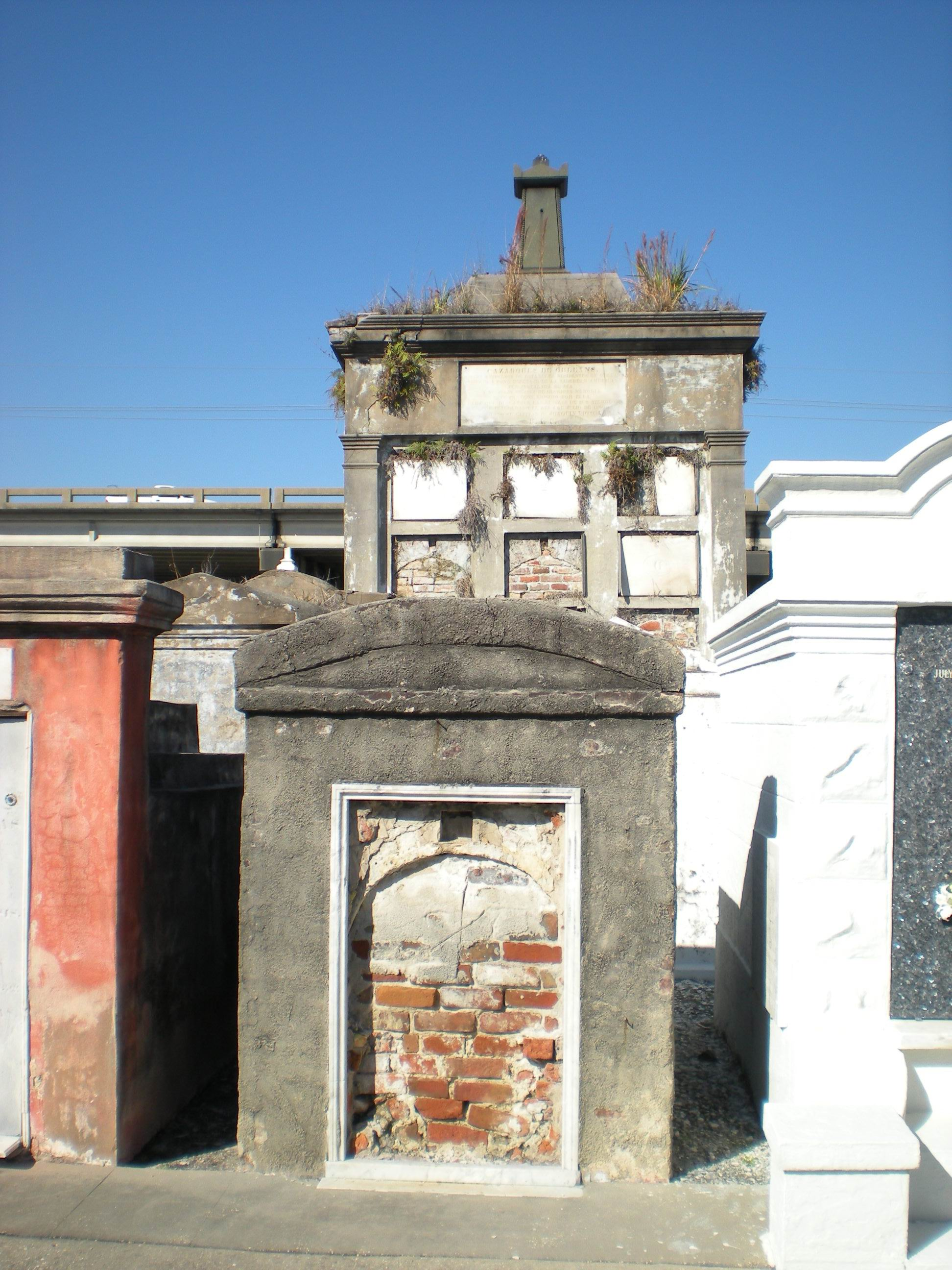 St. louis cemetery new orleans photo