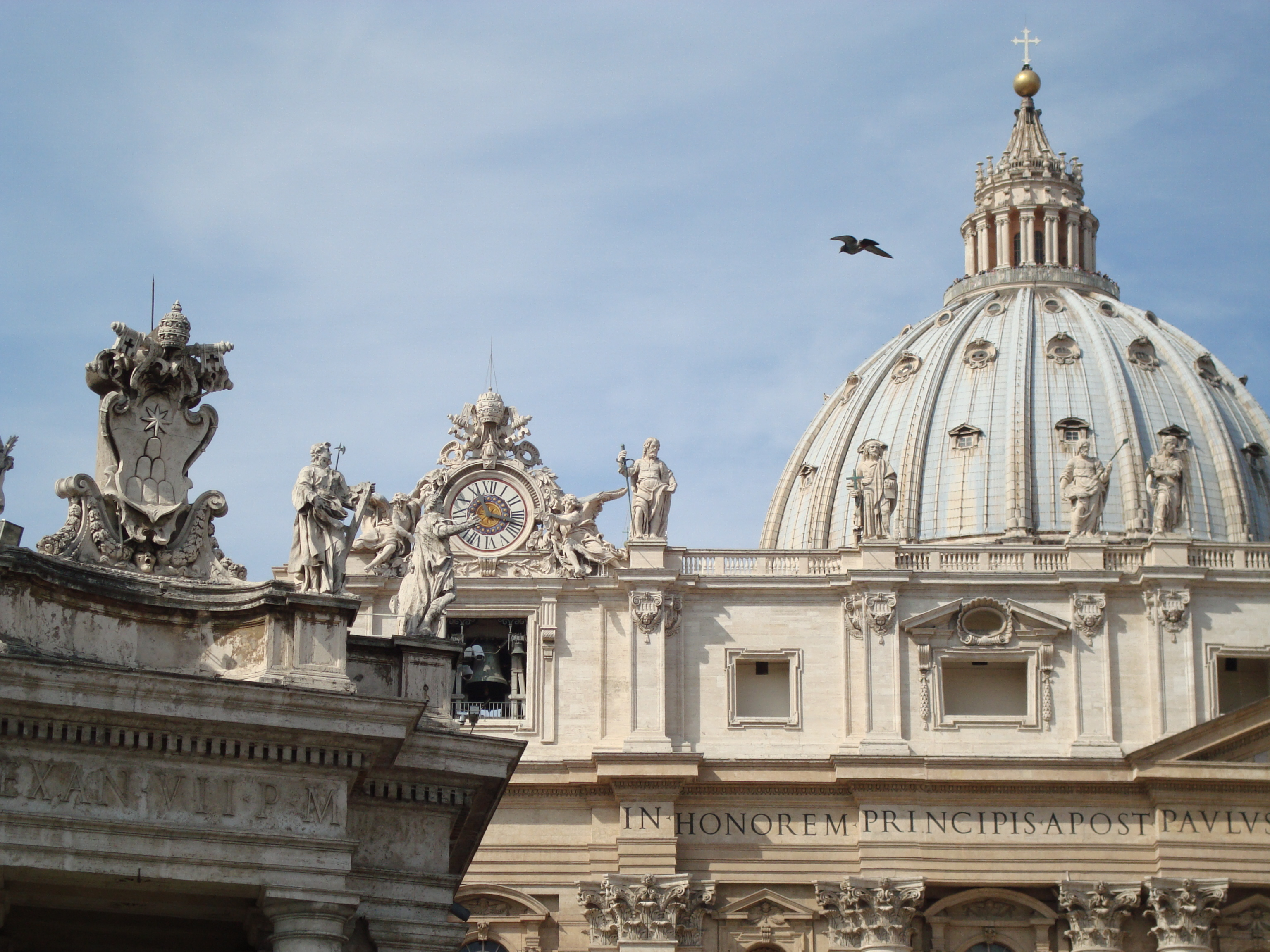 St. peters basilica, rome photo