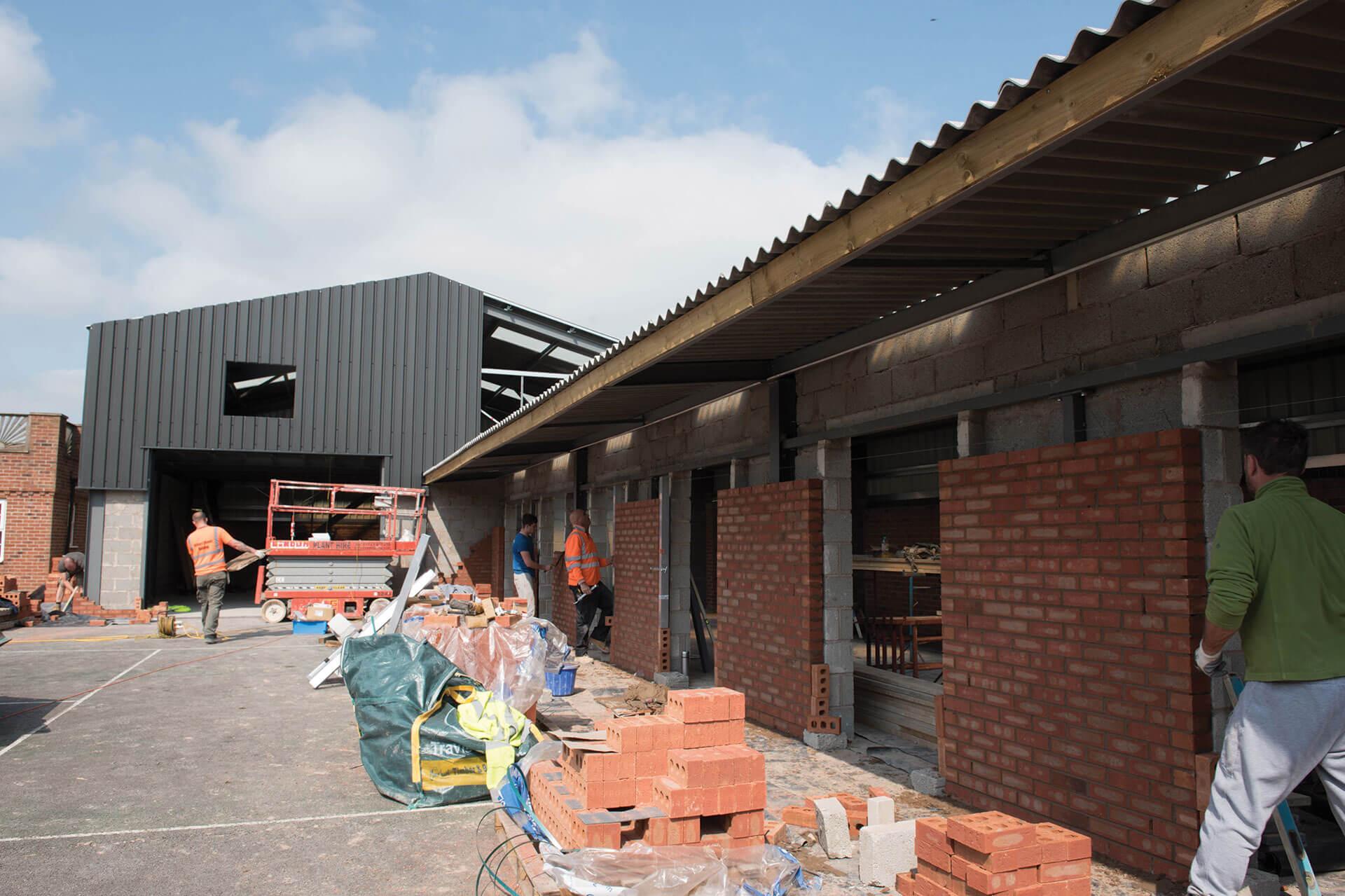 Hay Barn & Stable Block | agricultural | Portfolio | North Lincs ...