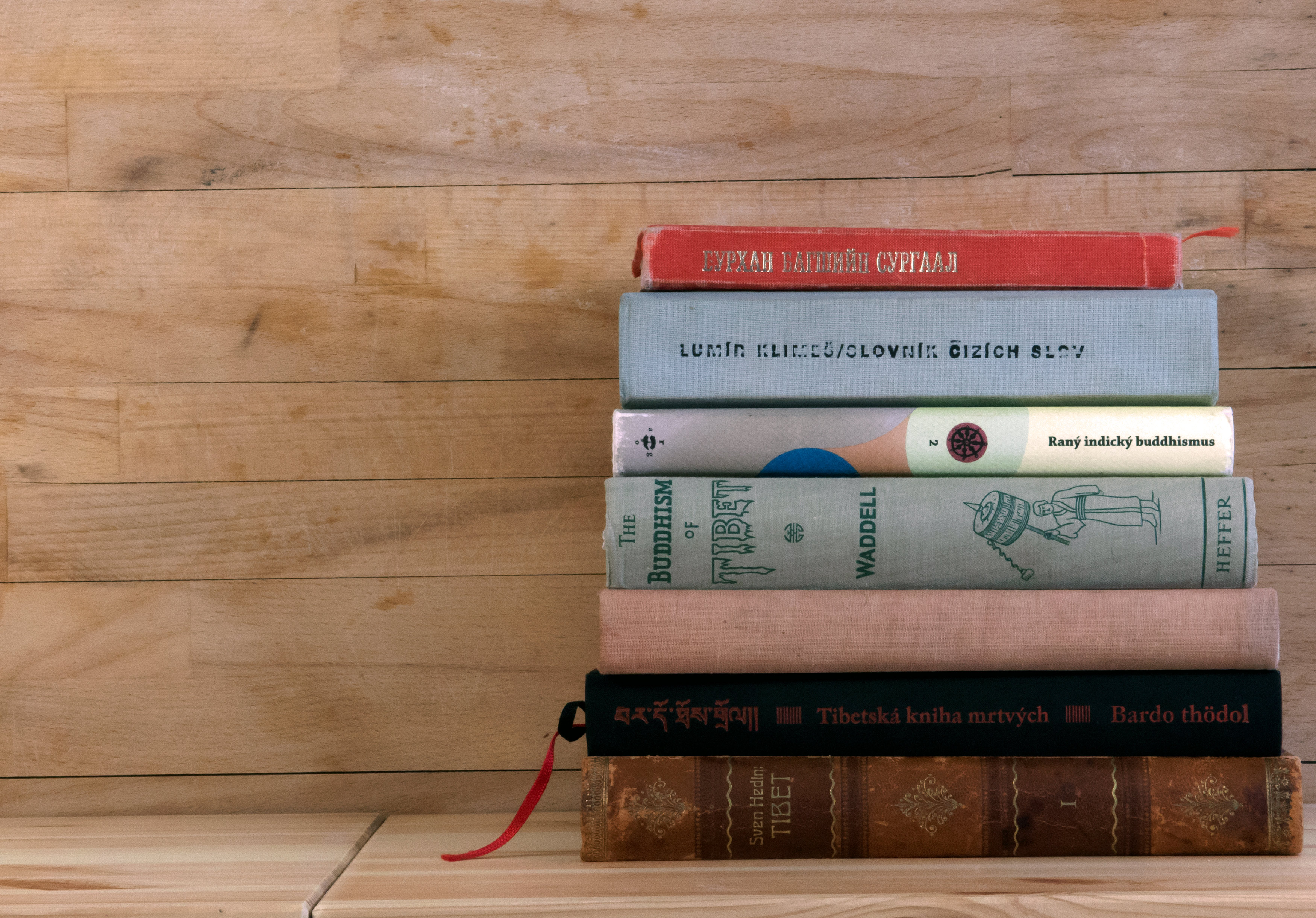 Free Image: Stack Of Books | Libreshot Public Domain Photos
