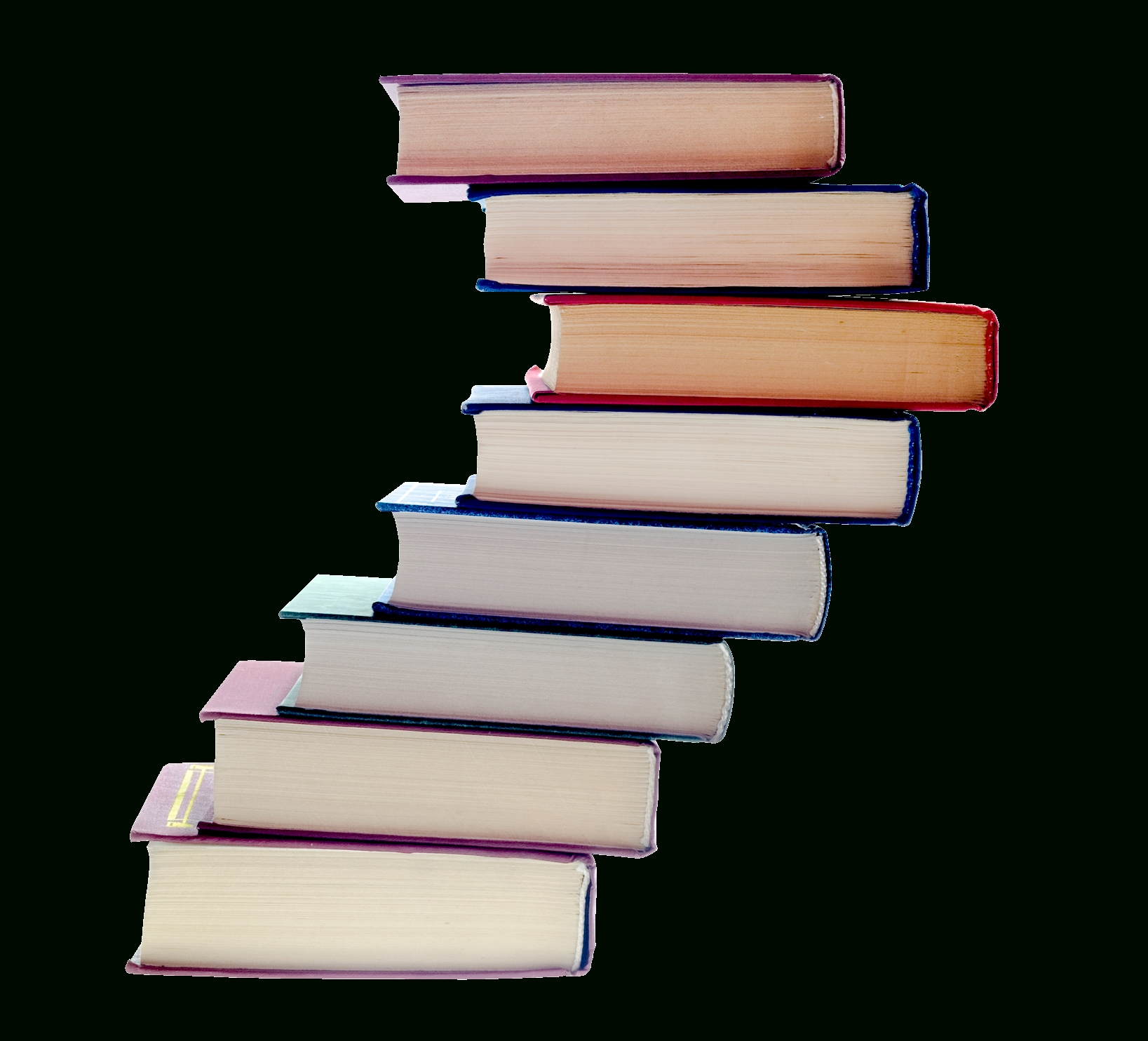 Luxury Stack Of Books Png | anthonydeaton.com