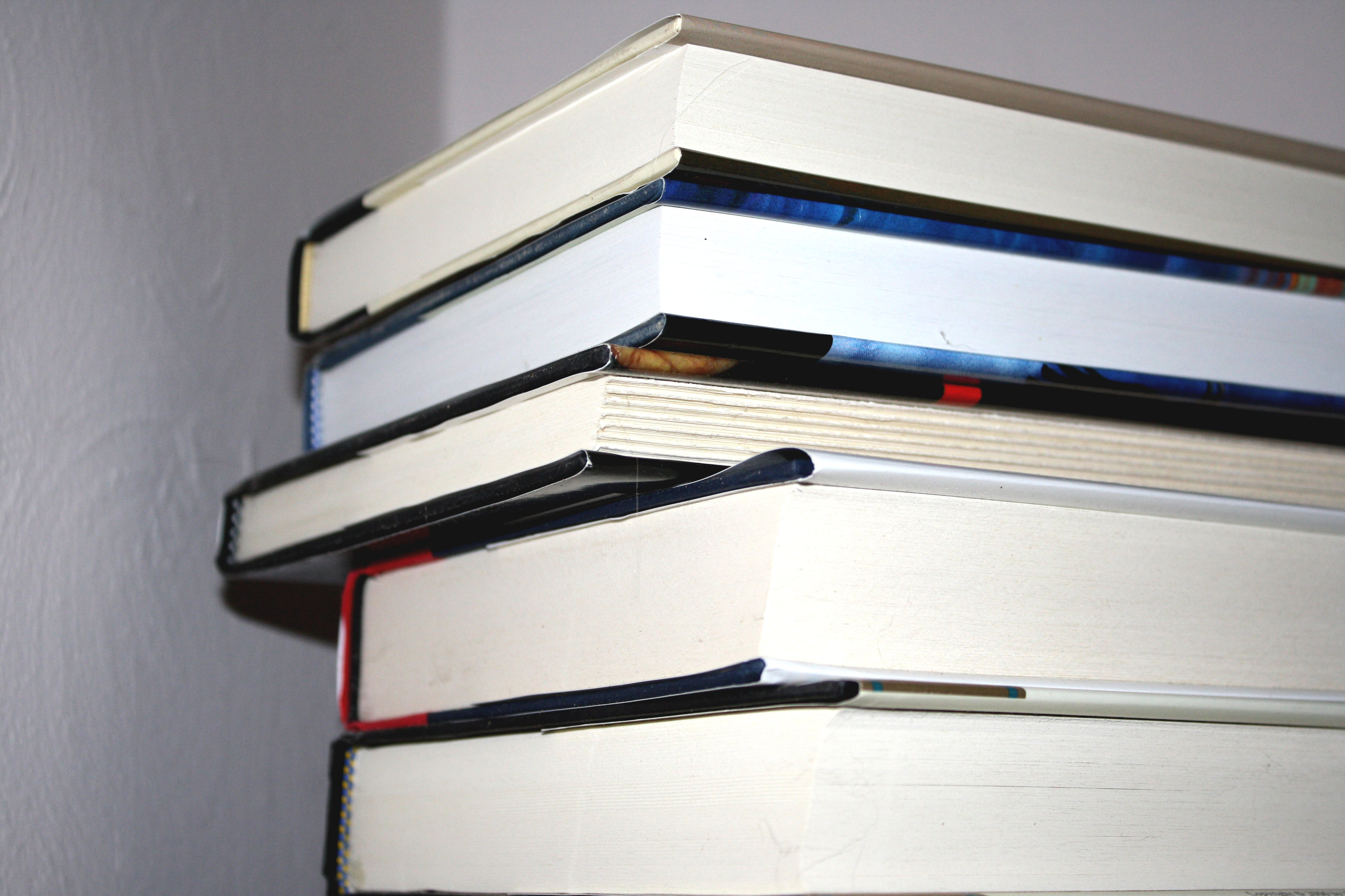 Stack of Books Picture | Free Photograph | Photos Public Domain