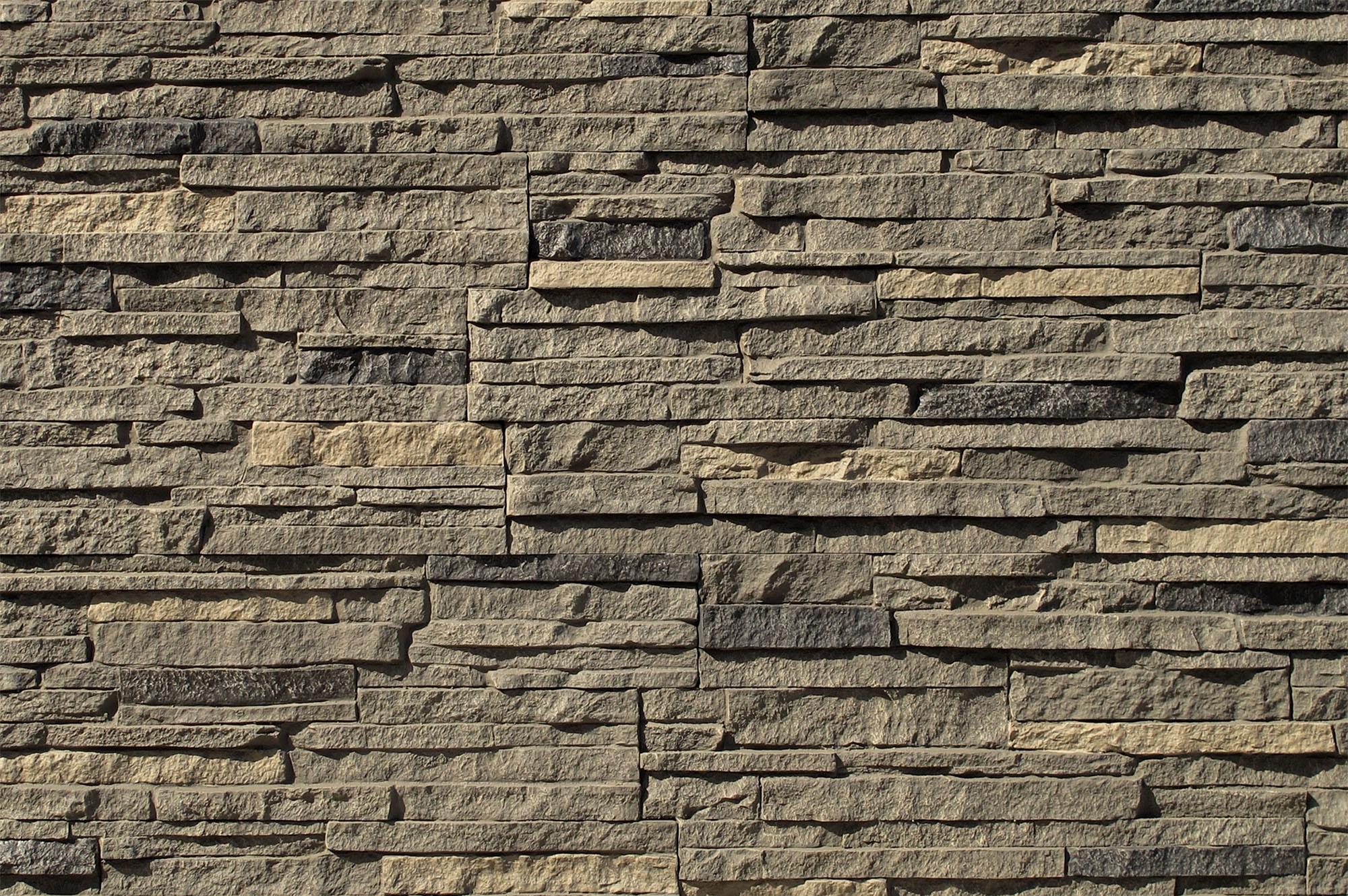 StoneWorks StoneWorks Faux Stone Siding - Stacked Stone Volcanic ...