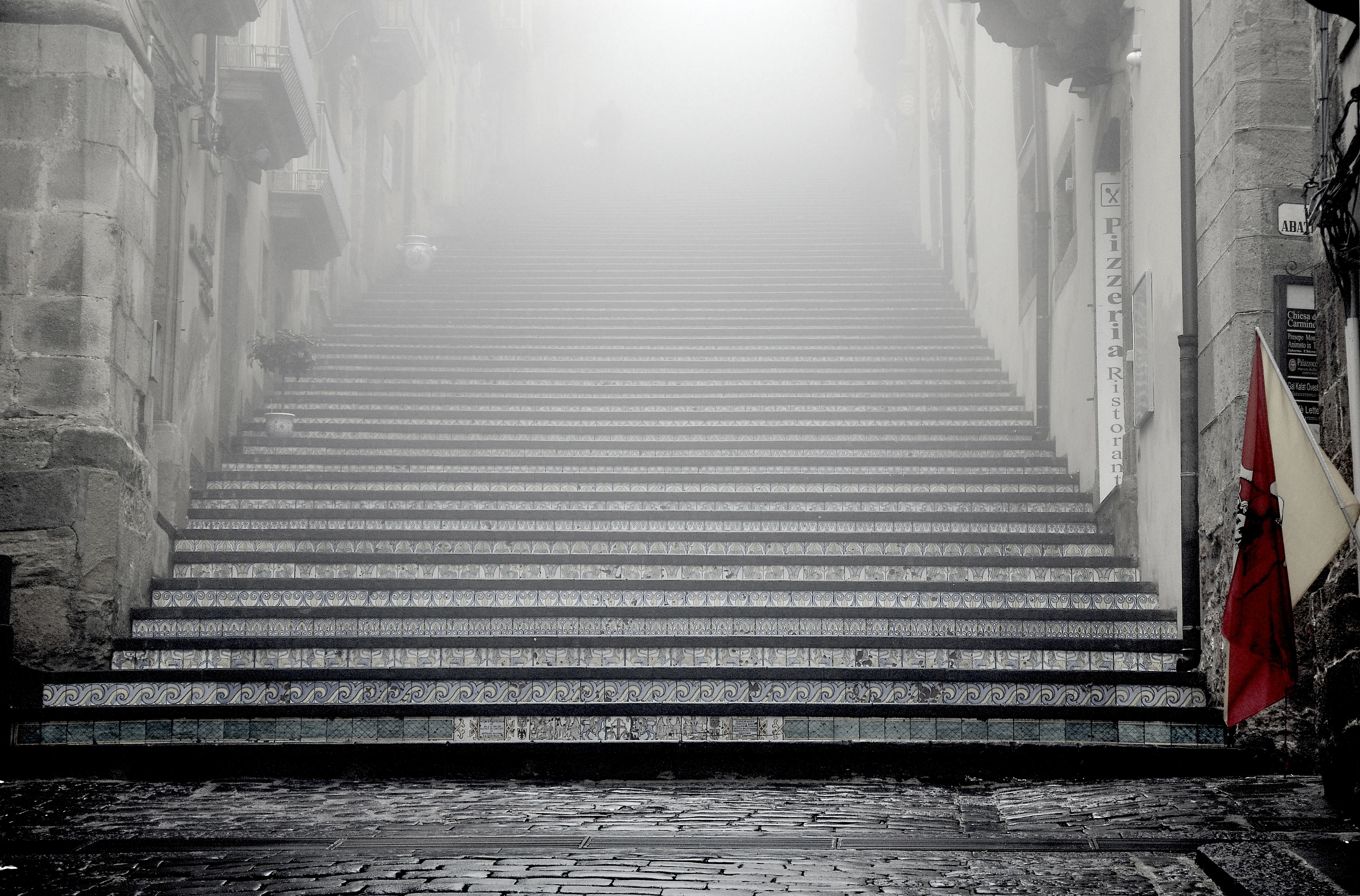 Photograph Of Stairs ...