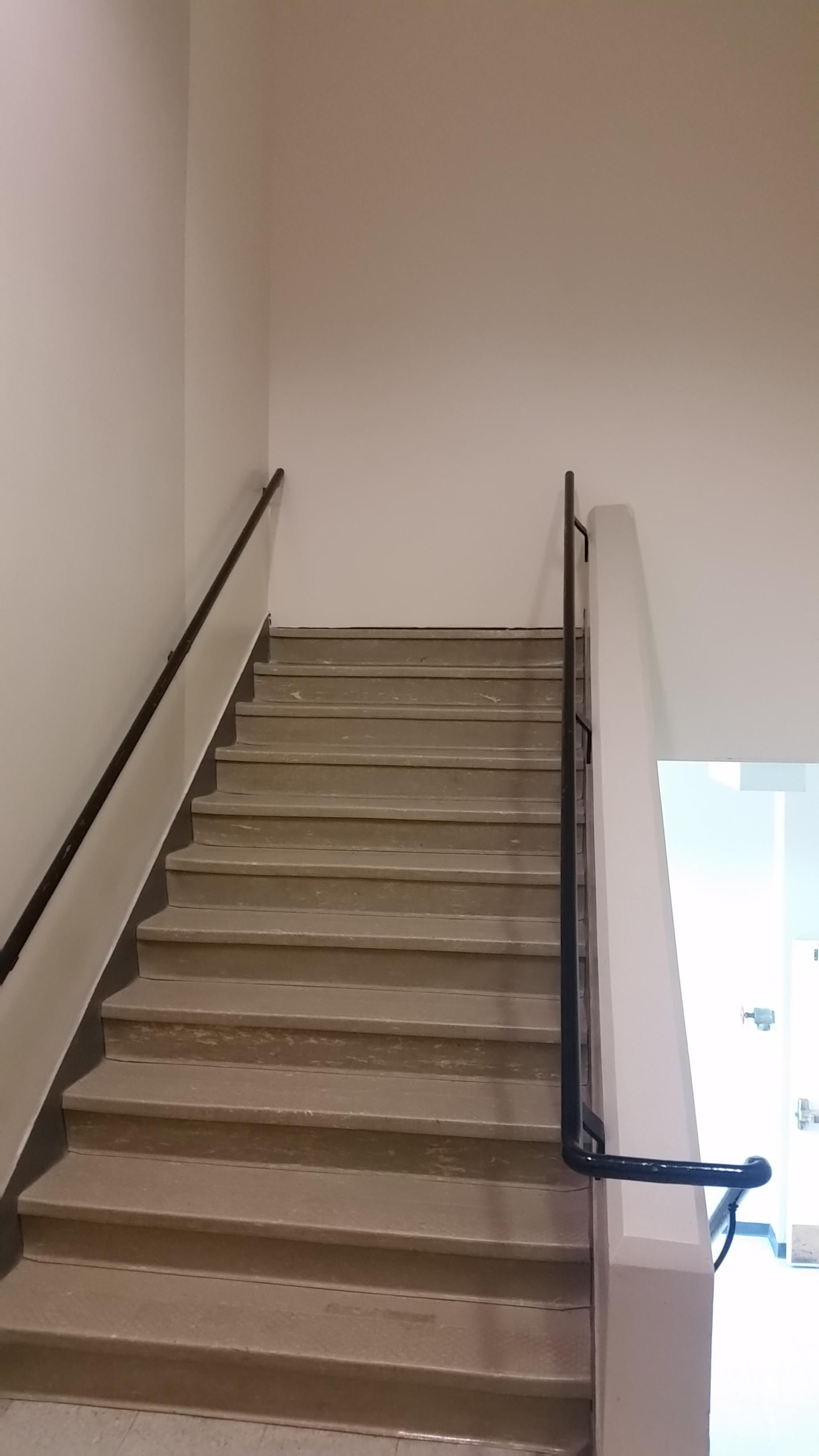 My school has a staircase to nowhere. | CrappyDesign | Pinterest ...