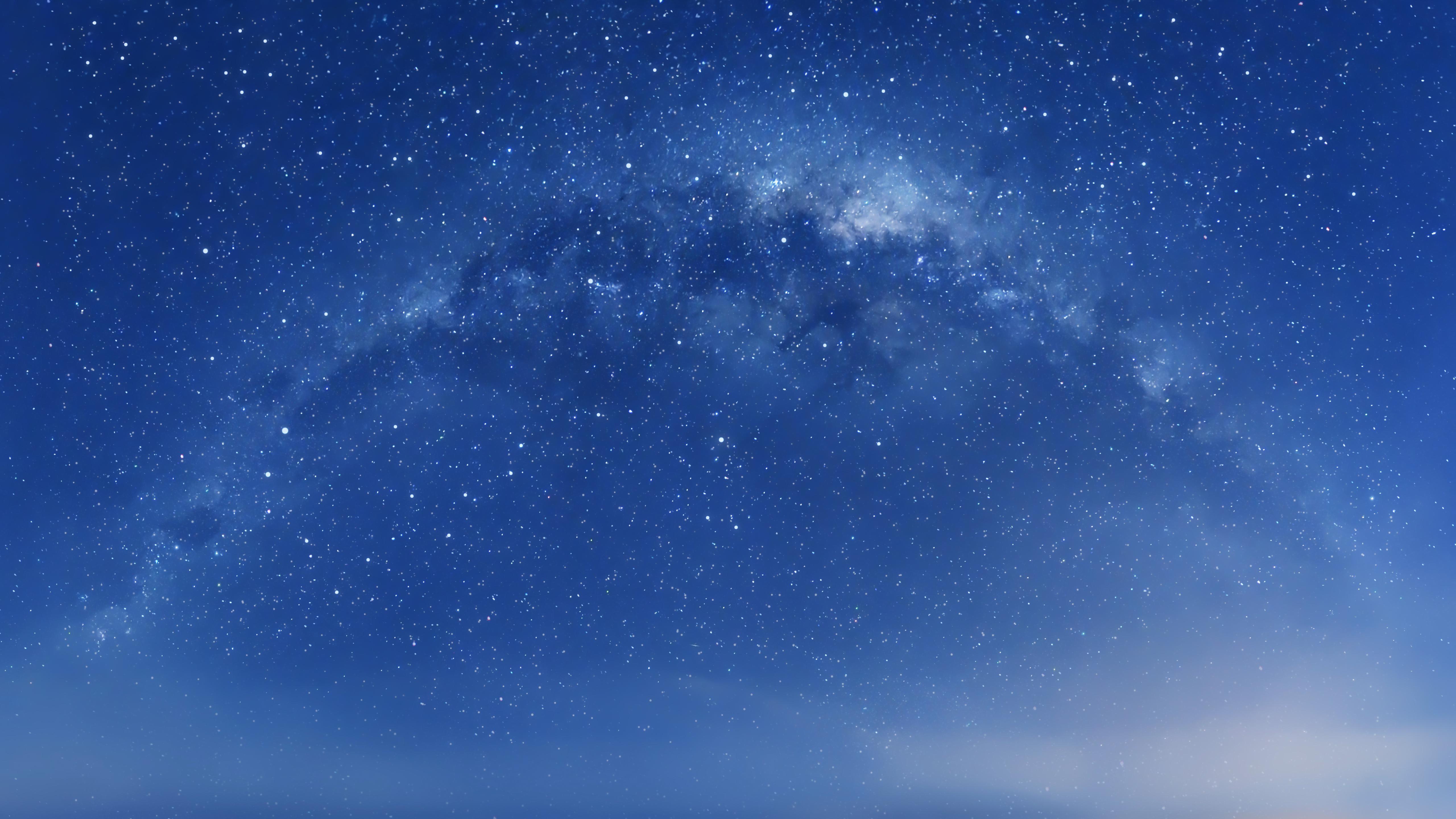 Starry sky, Starry sky
