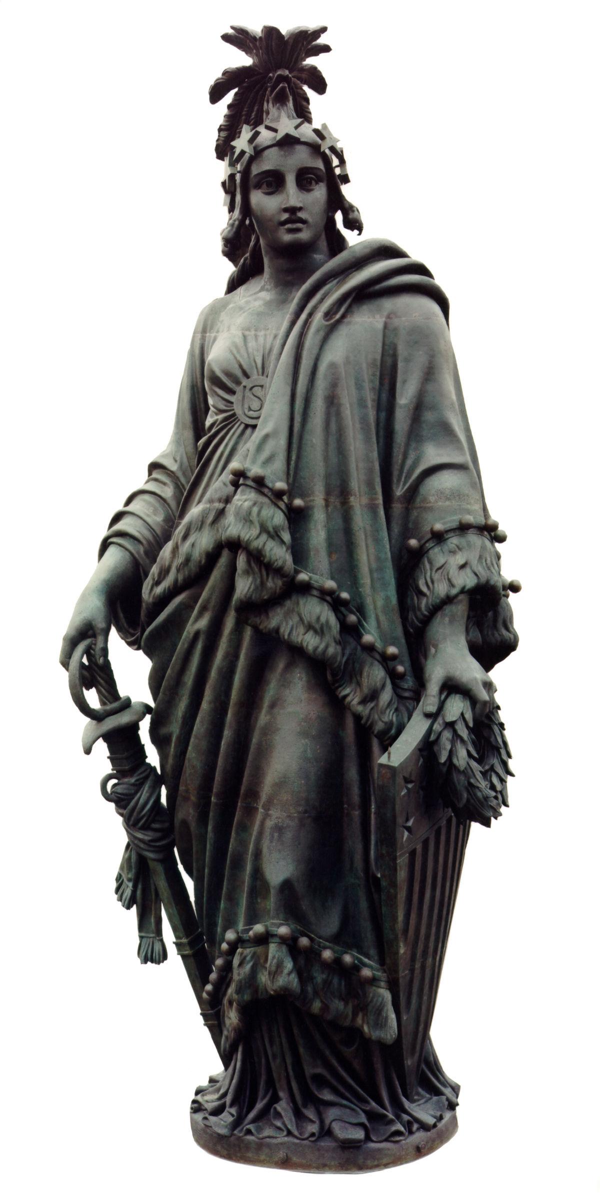 Statue of Freedom - Wikipedia