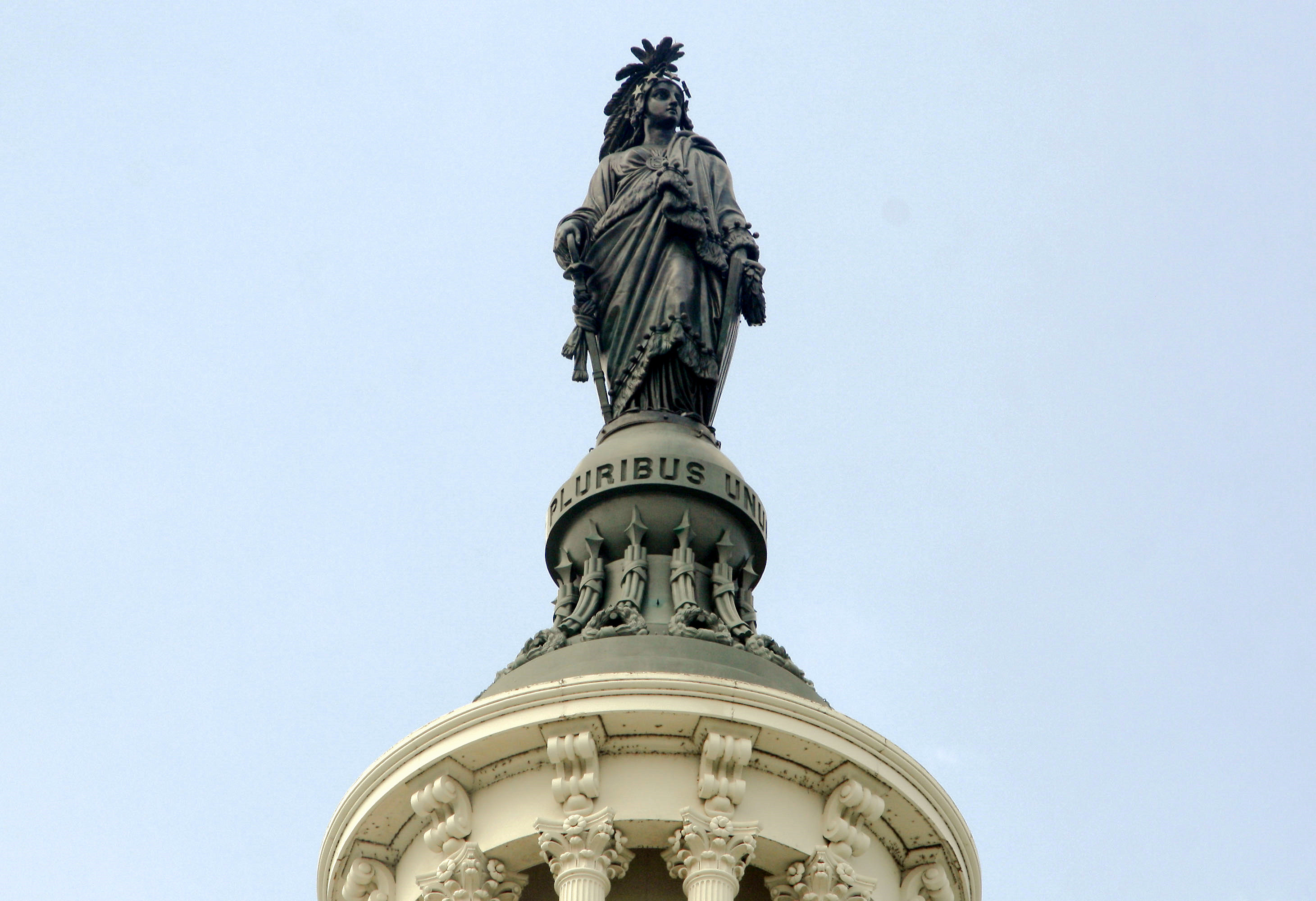File:Statue of Freedom - United States Capitol.jpg - Wikimedia Commons