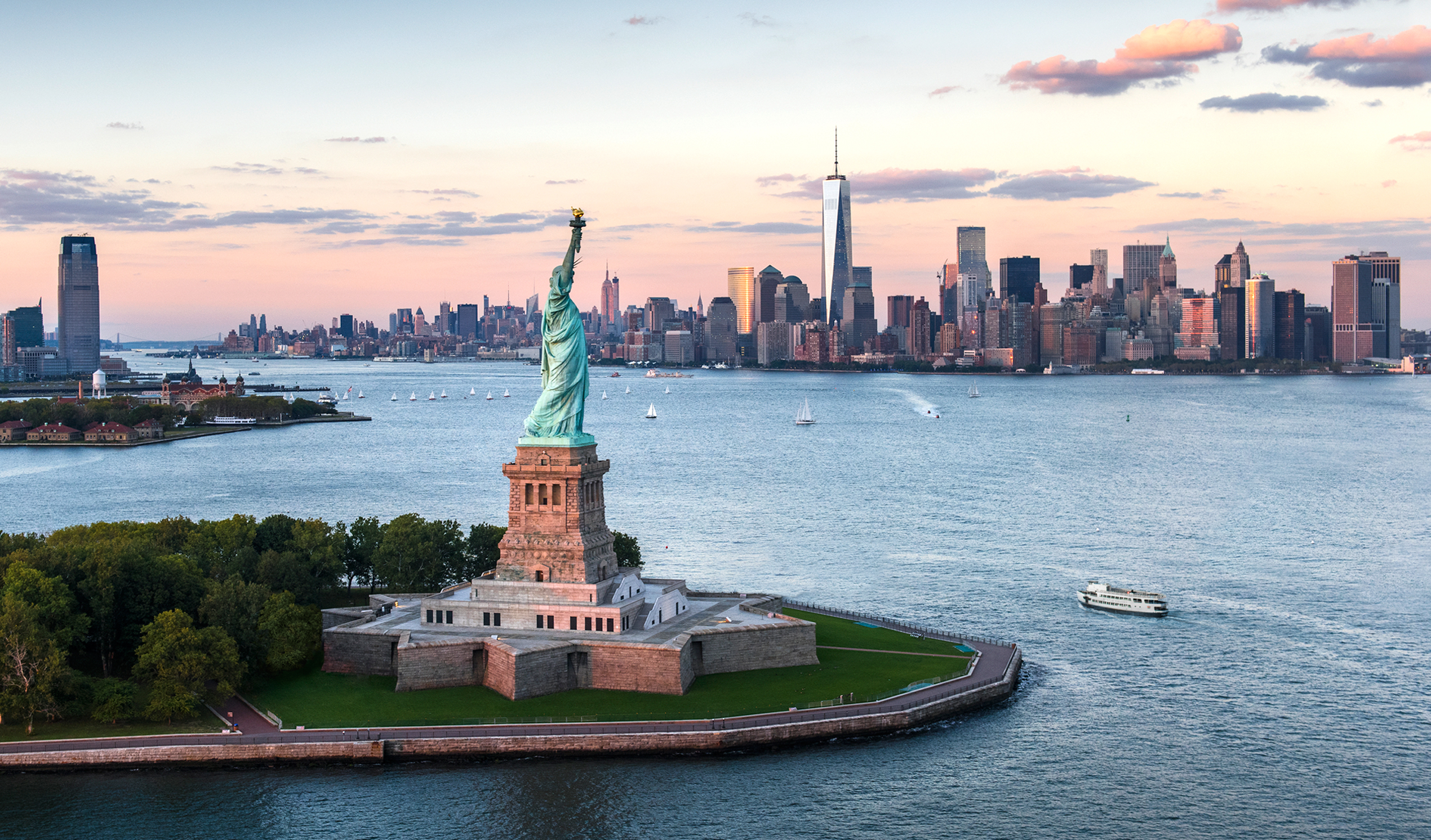 THE STATUE OF LIBERTY EXPERIENCE | Statue Cruises