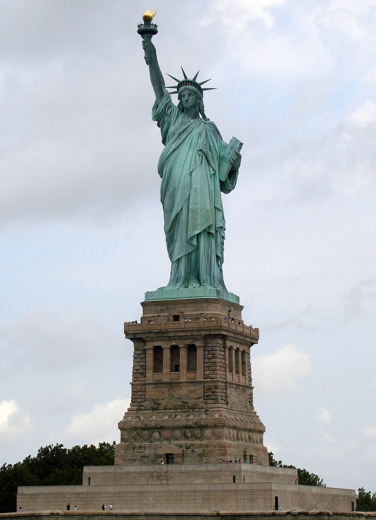 Statue of Liberty - Wikipedia