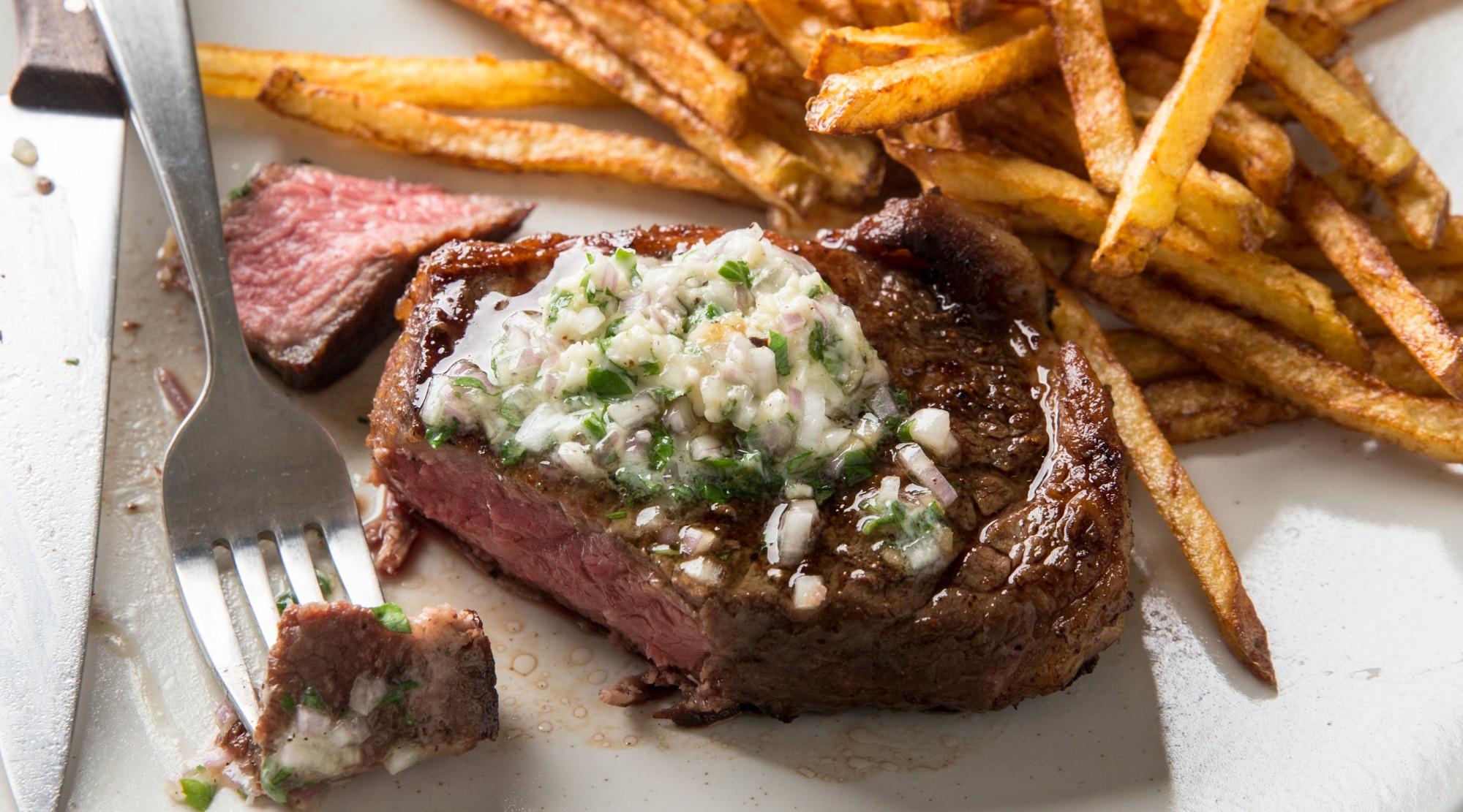 Easy Steak Frites | The Splendid Table