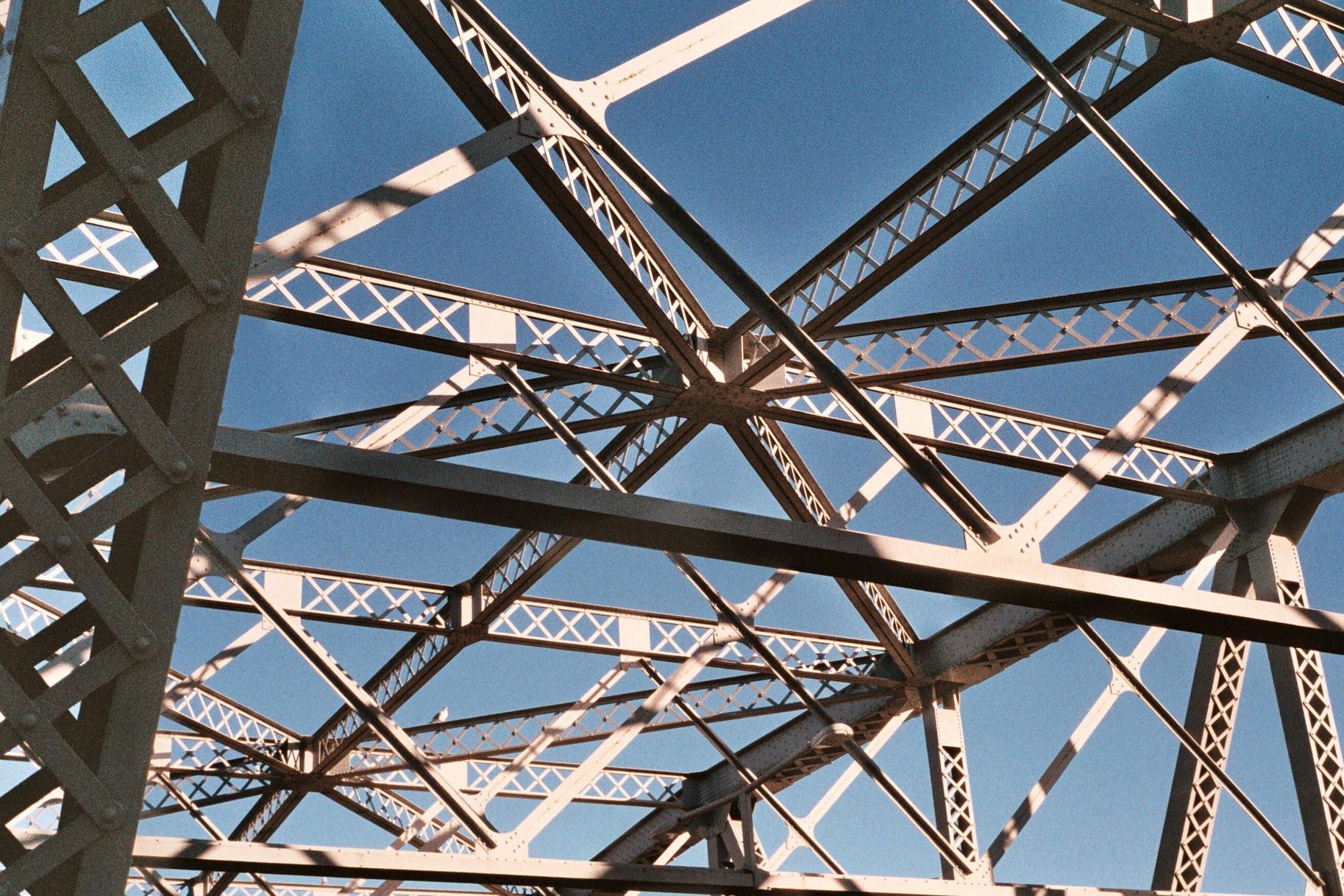 Steel beam photo