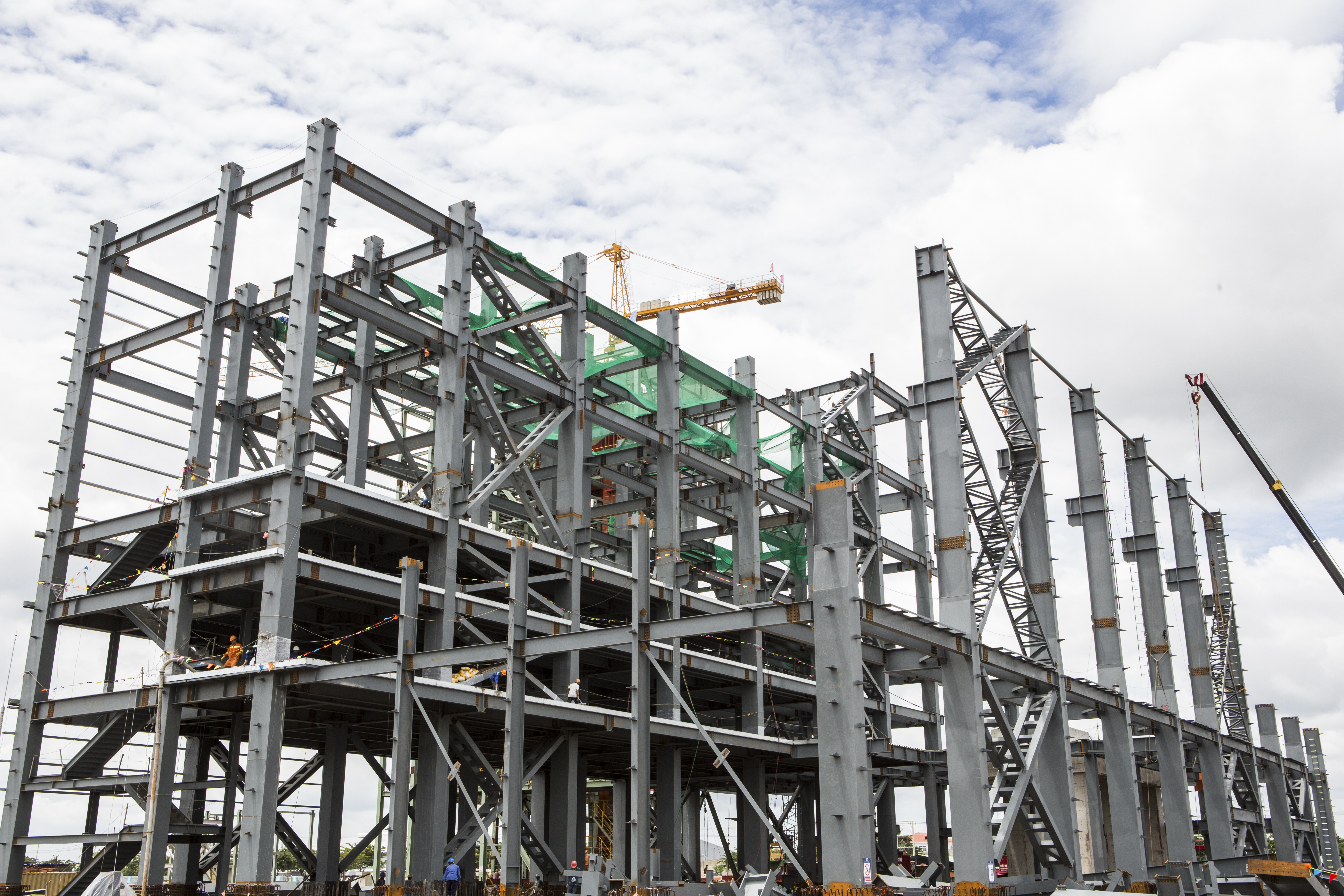 Steel Structure Introduction - ATAD Steel Structure Corporation