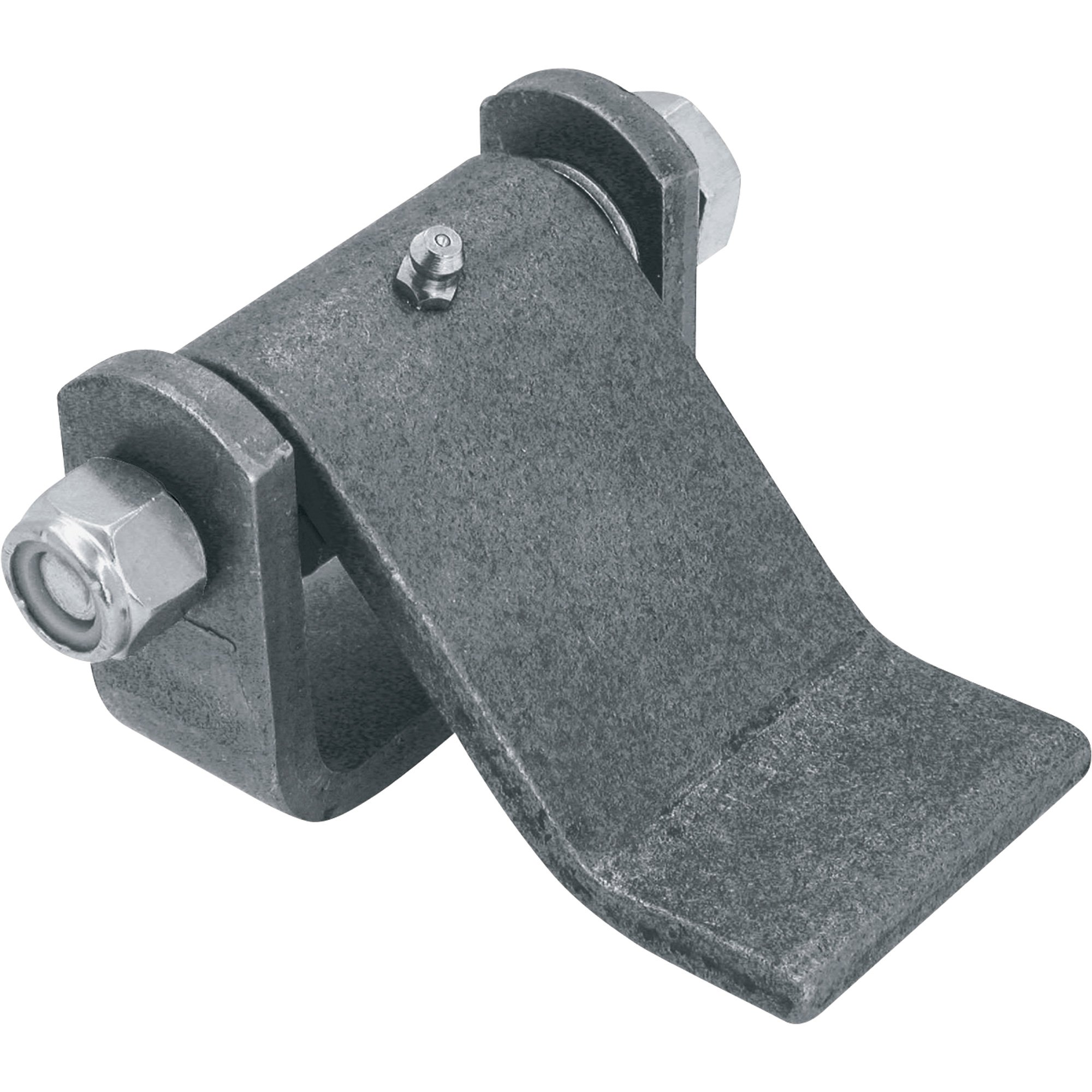 Buyers Steel Hinge with Grease Fitting — 4in., Model# B2426FS ...
