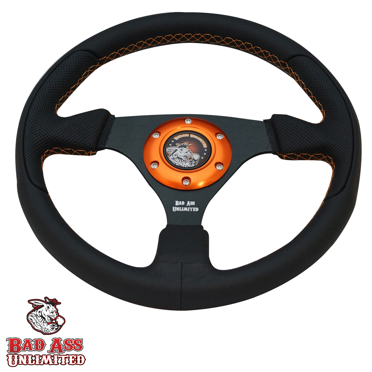 Steering wheel photo