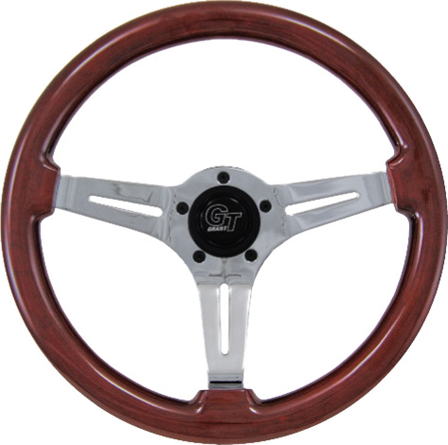 Amazon.com: Grant 377 GT Sport Wood Steering Wheel: Automotive