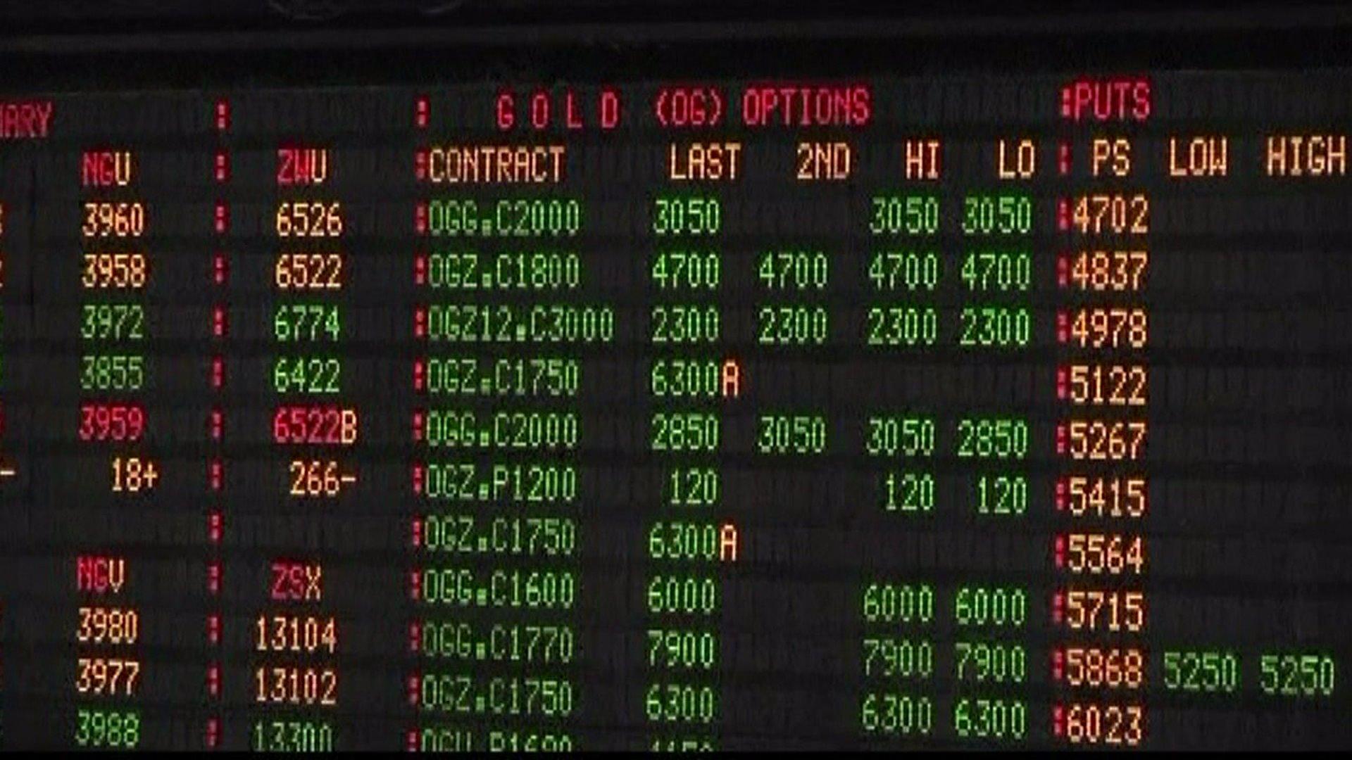 Stocks Close At Record High   Fox17