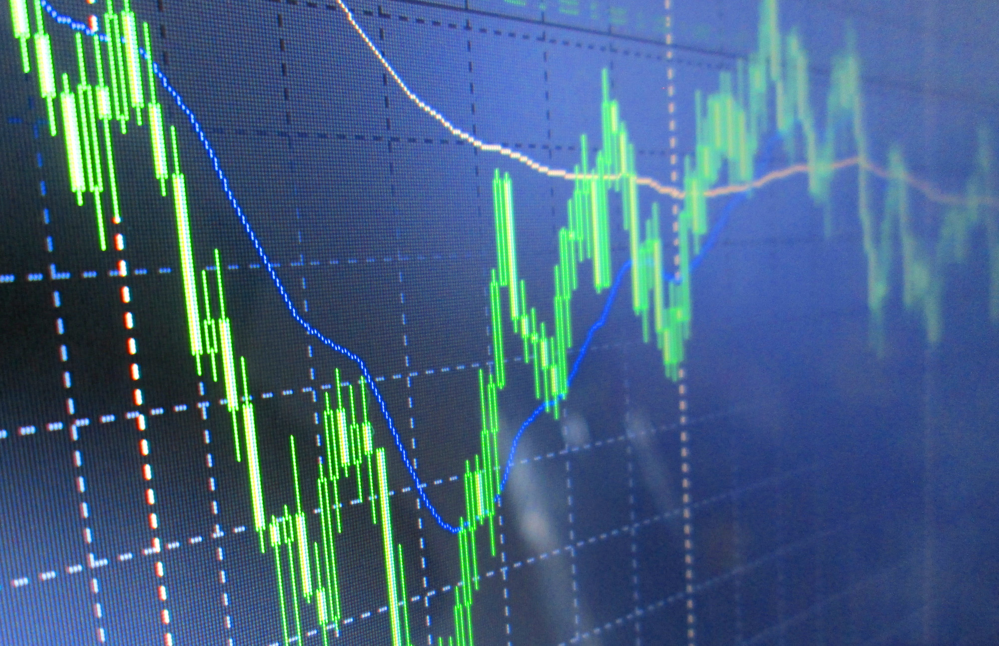 Stock Exchange Graph, Banking, Number, Information, Invest, HQ Photo