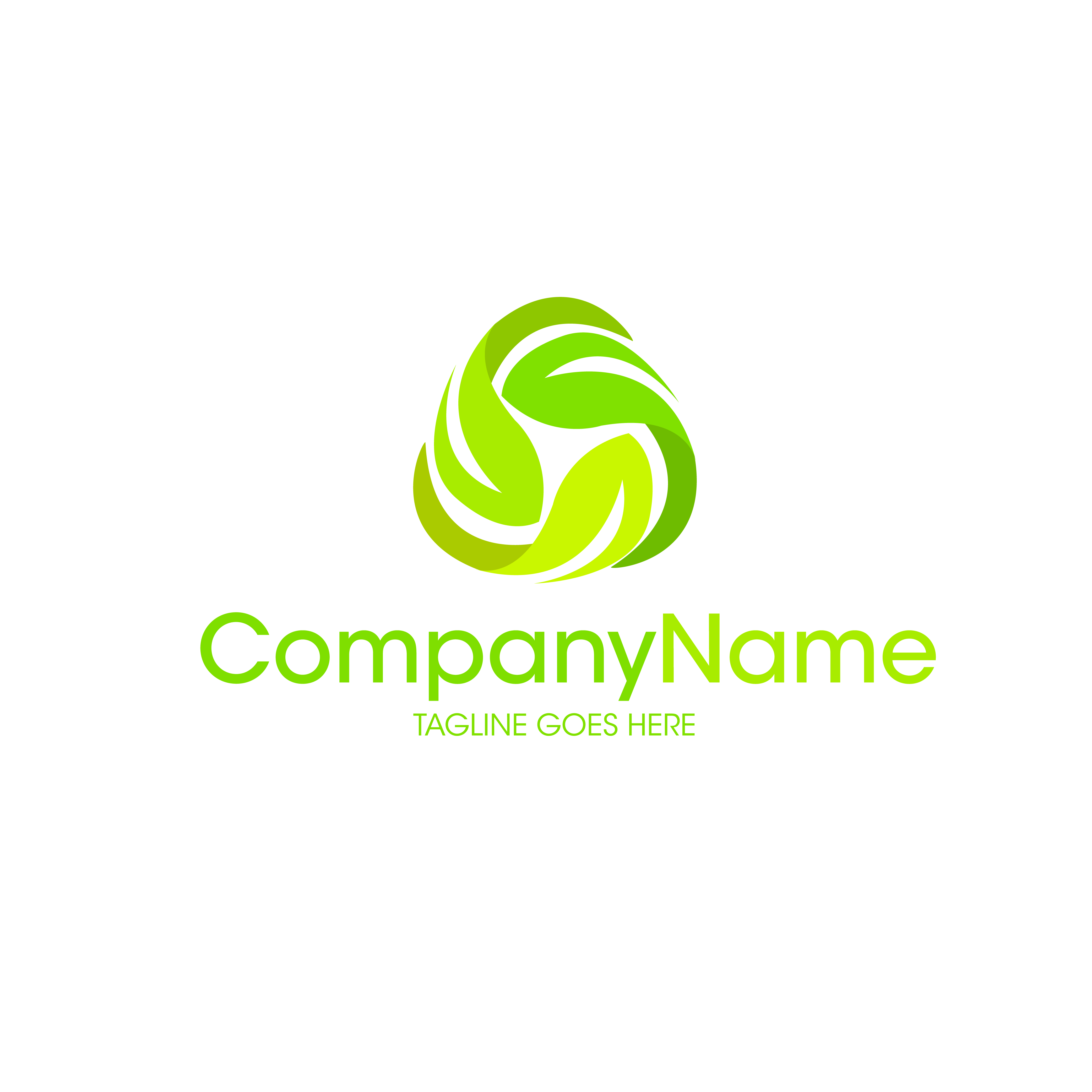 Stock logo for recycle management photo