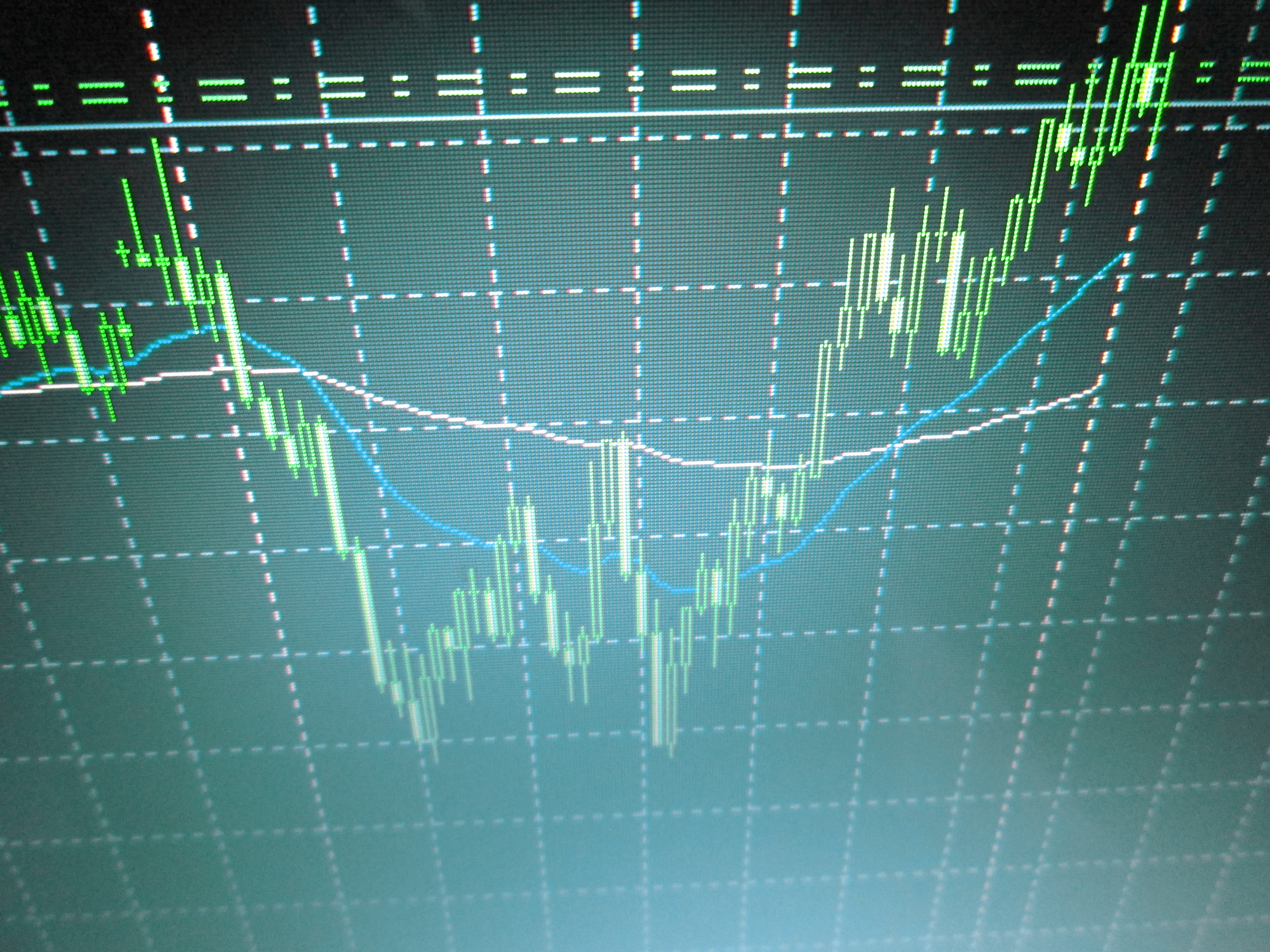 Stock market graph, Analysis, Monitor, Inflation, Information, HQ Photo