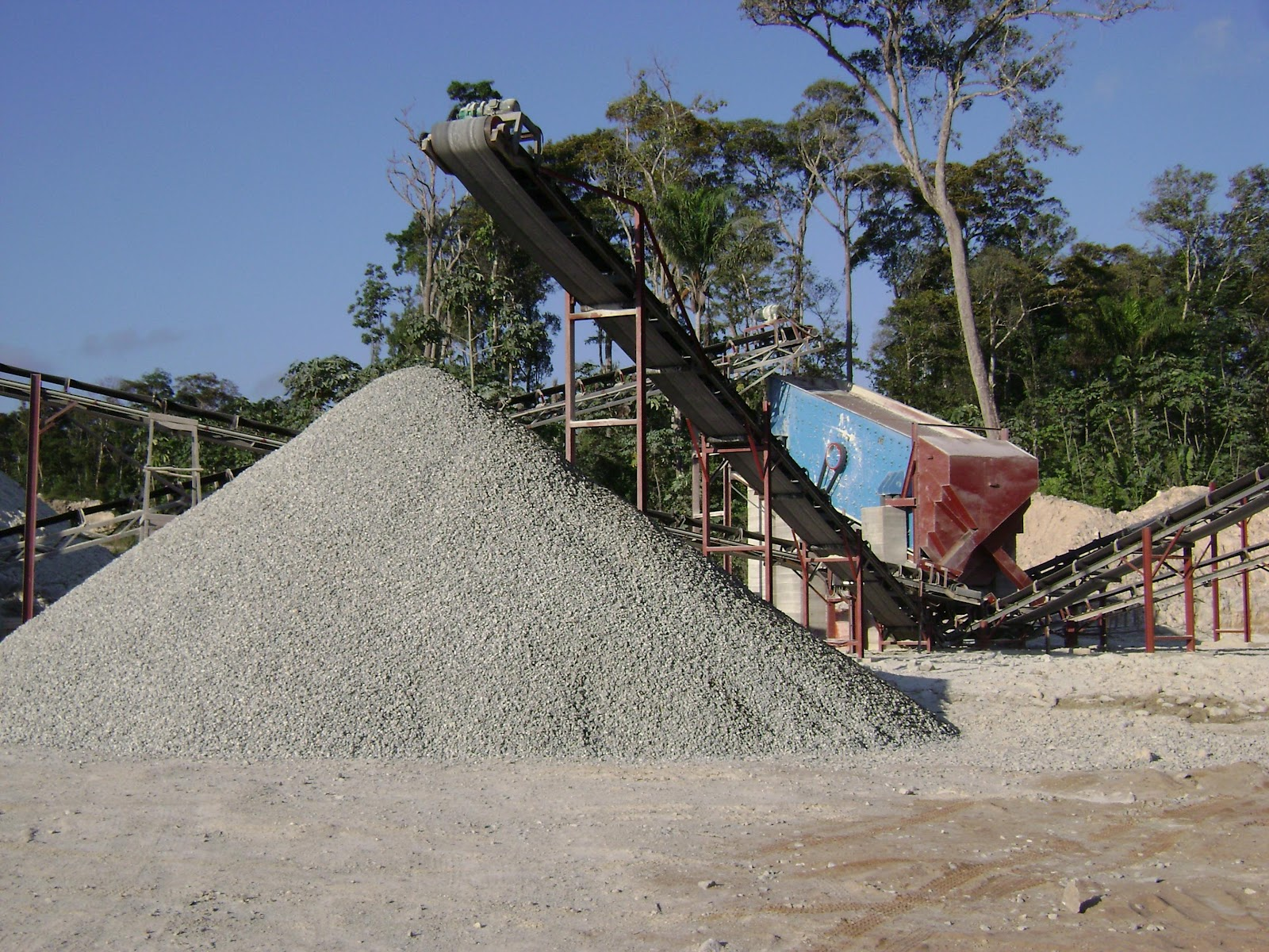 Jaw Crusher: Stone crusher plant with land for sale in pune
