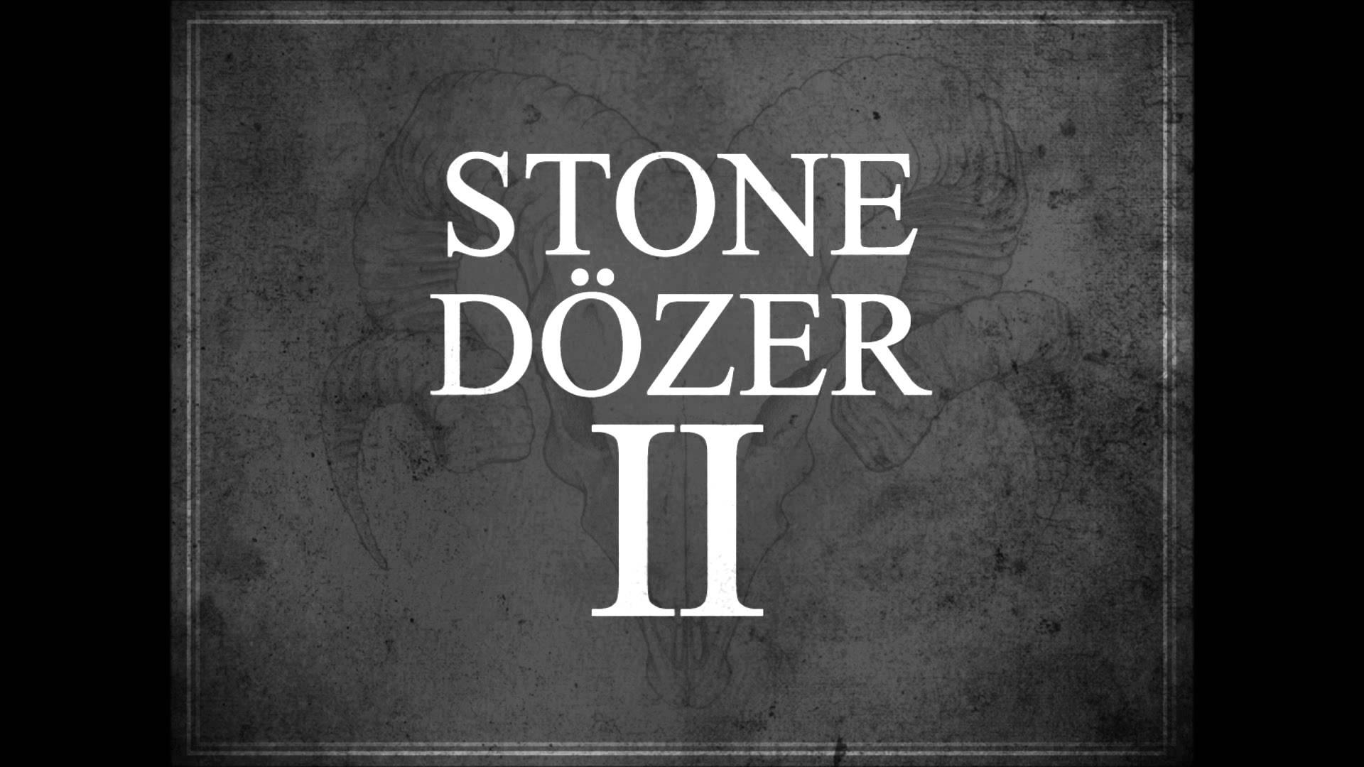 Stone dozer photo