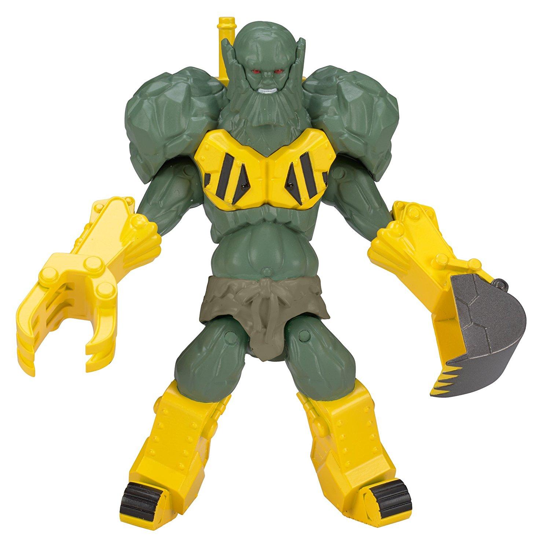 Amazon.com: Power Rangers Ninja Steel - 5-Inch Villain Stonedozer ...
