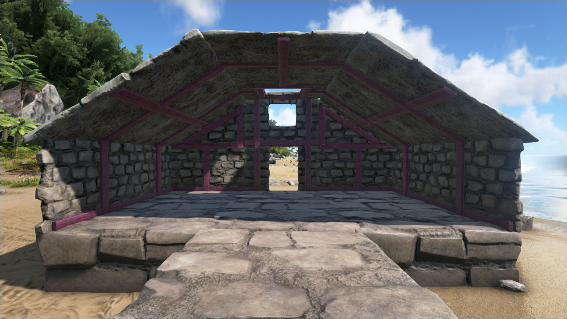 Stone Wall - Official ARK: Survival Evolved Wiki