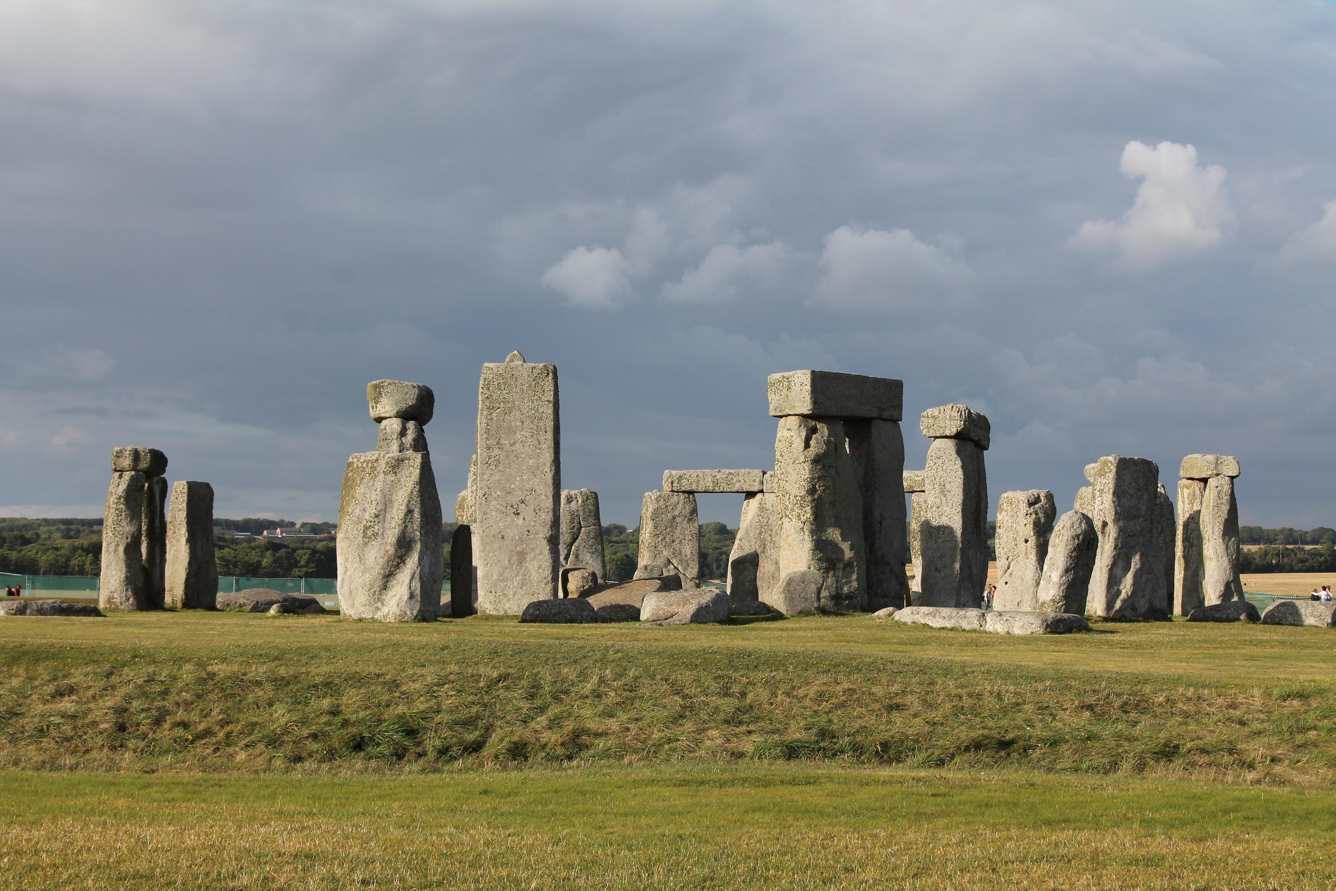 Stone henge photo