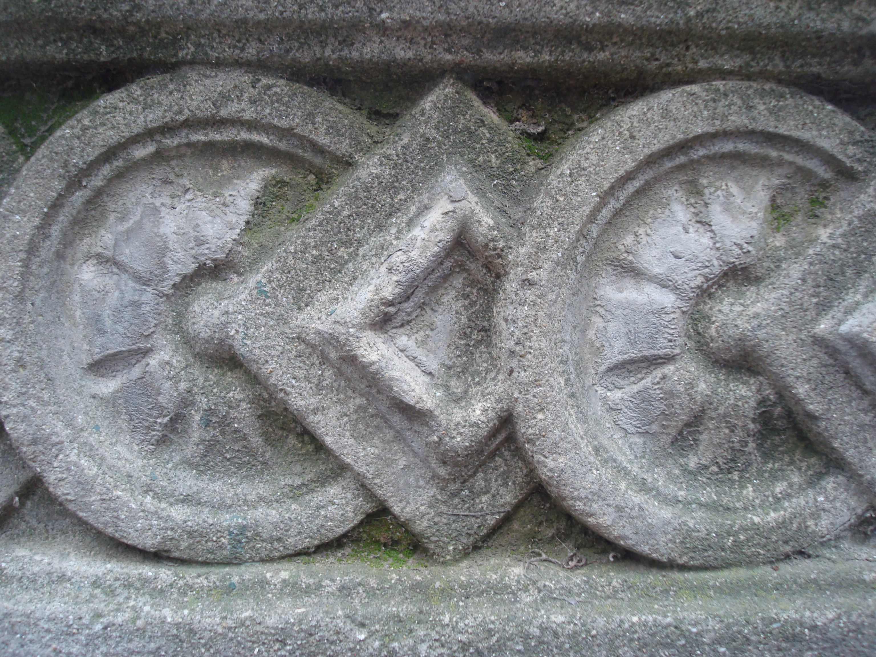 Stone ornaments photo
