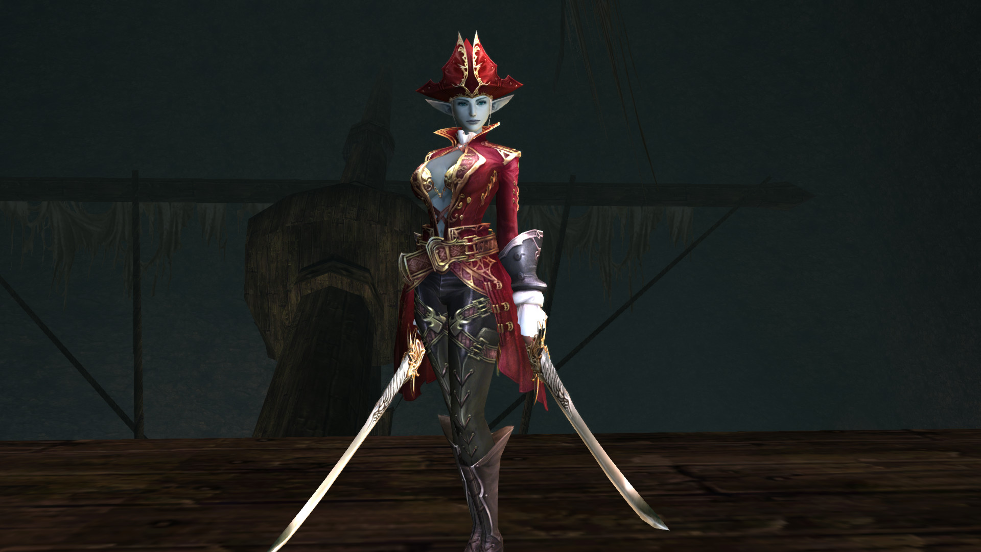 Pirate Costume Screenshots - Lineage II Forums