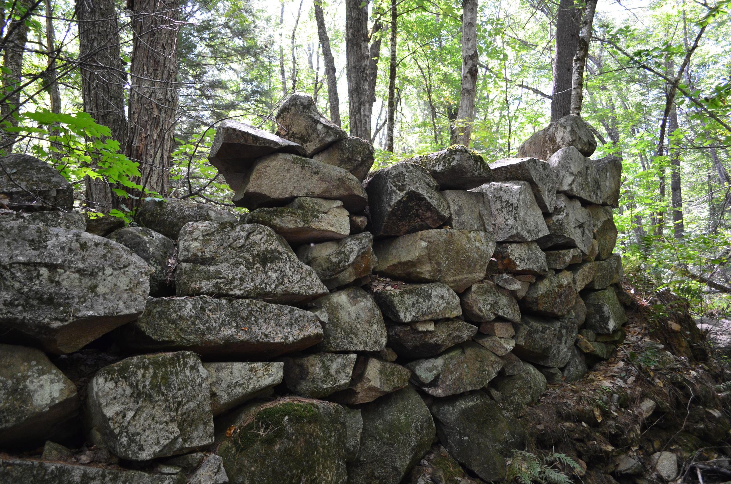 What's The Story Behind New Hampshire's Stone Walls? | New Hampshire ...