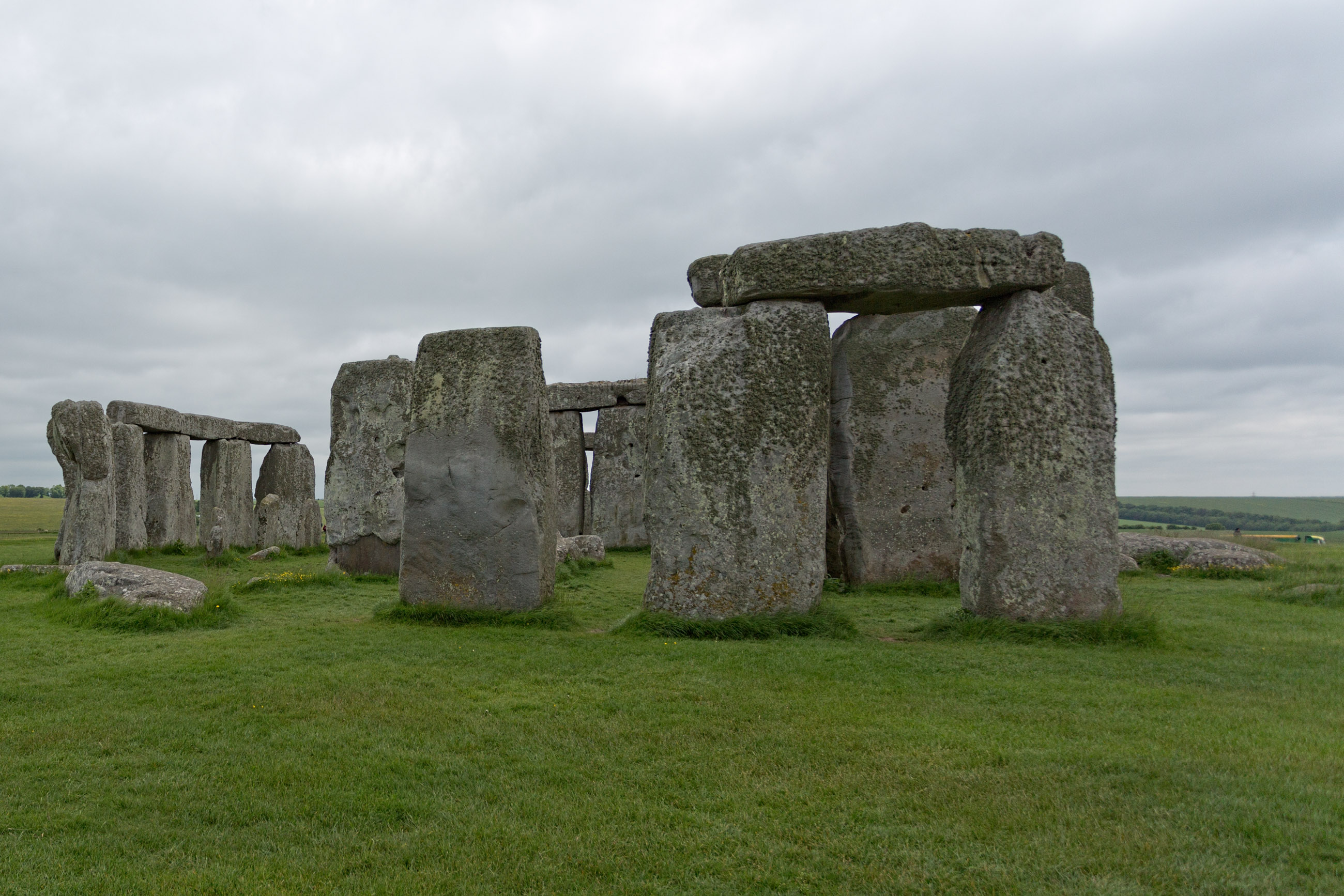Stonehenge, Ancient, Site, Pastoral, Prehistoric, HQ Photo