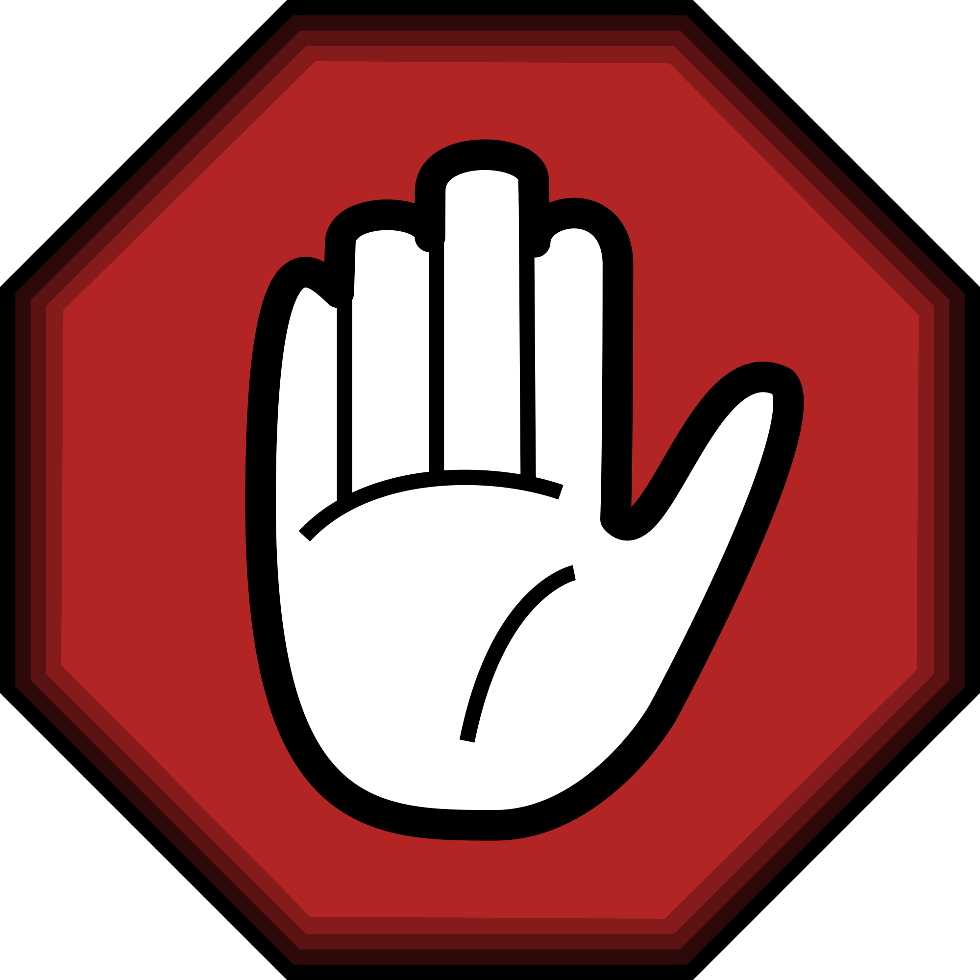 File:Stop hand.svg - Wikimedia Commons