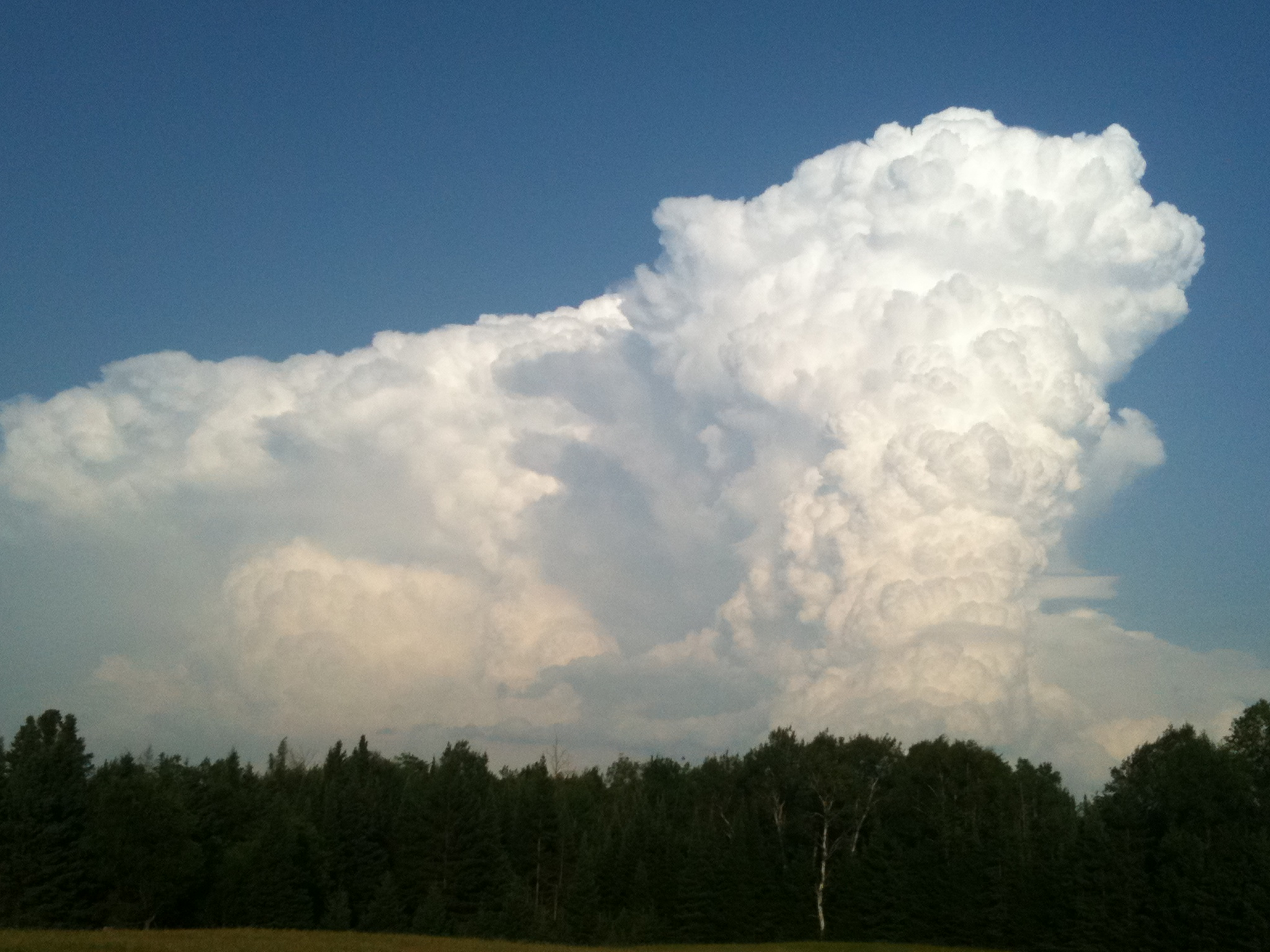 Storm Clouds Fri2 : WAOW Weather Blog