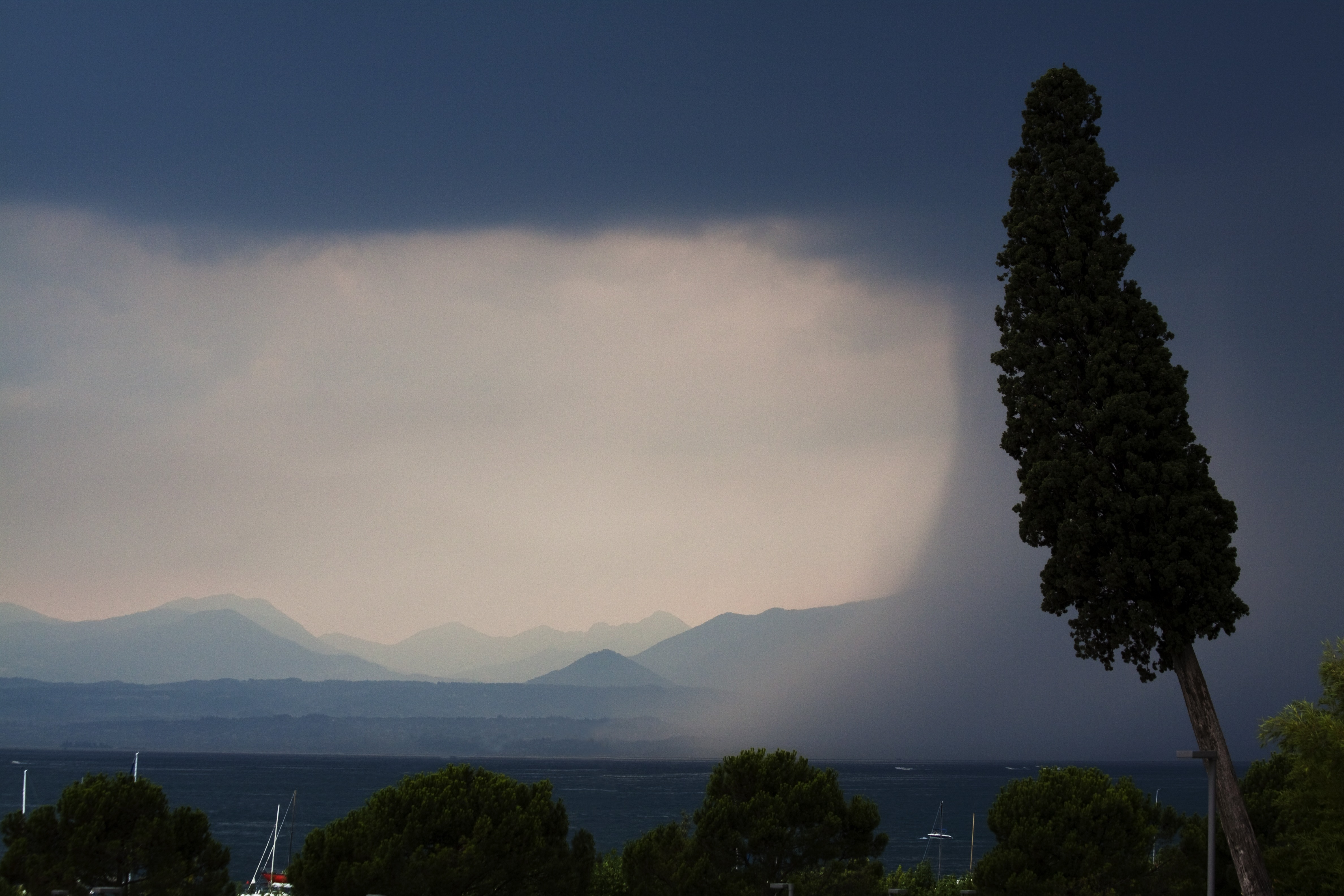 Storm coming photo