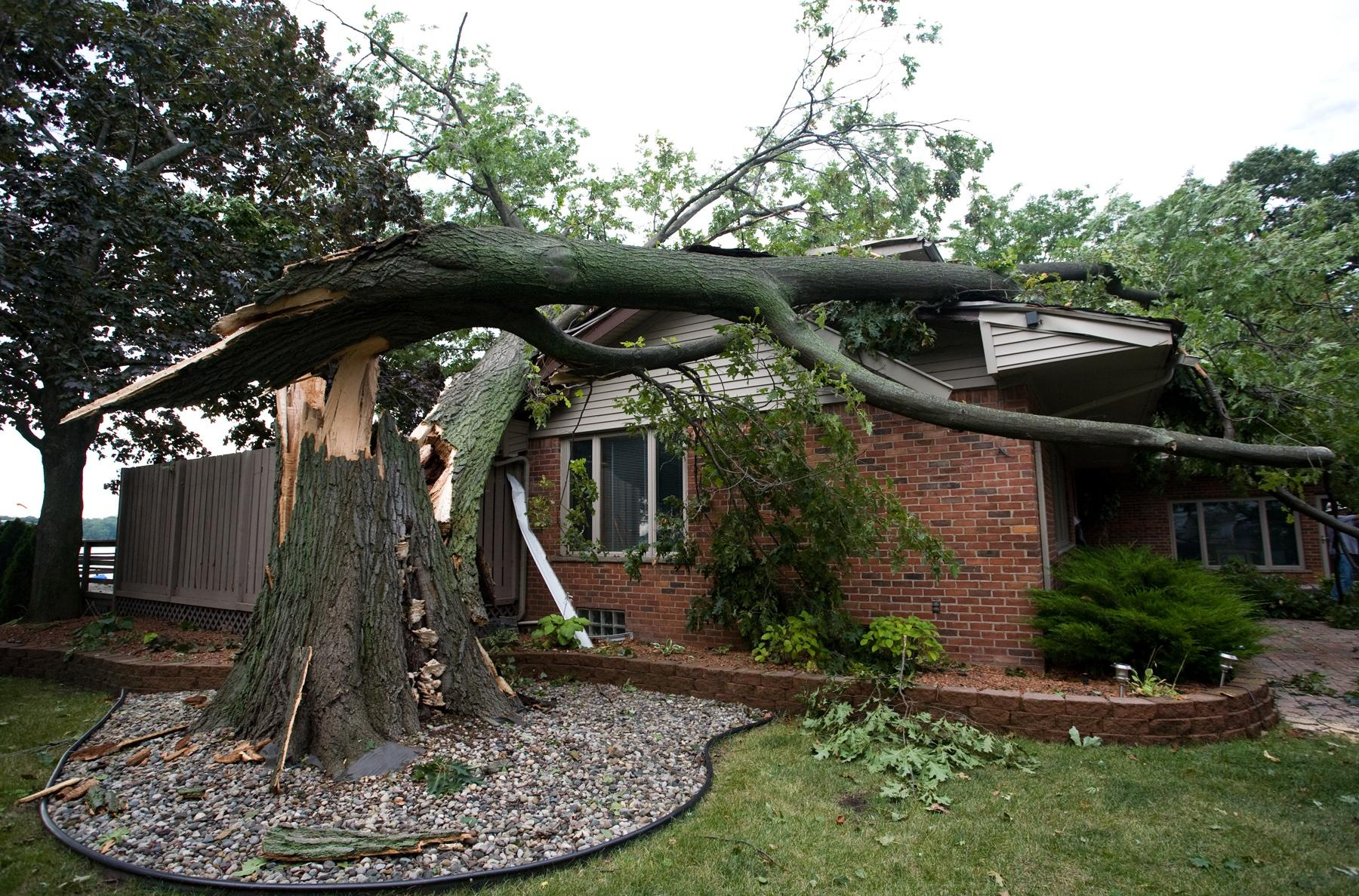 6 Helpful Tips for Restoring a Storm Damaged Home | Themocracy