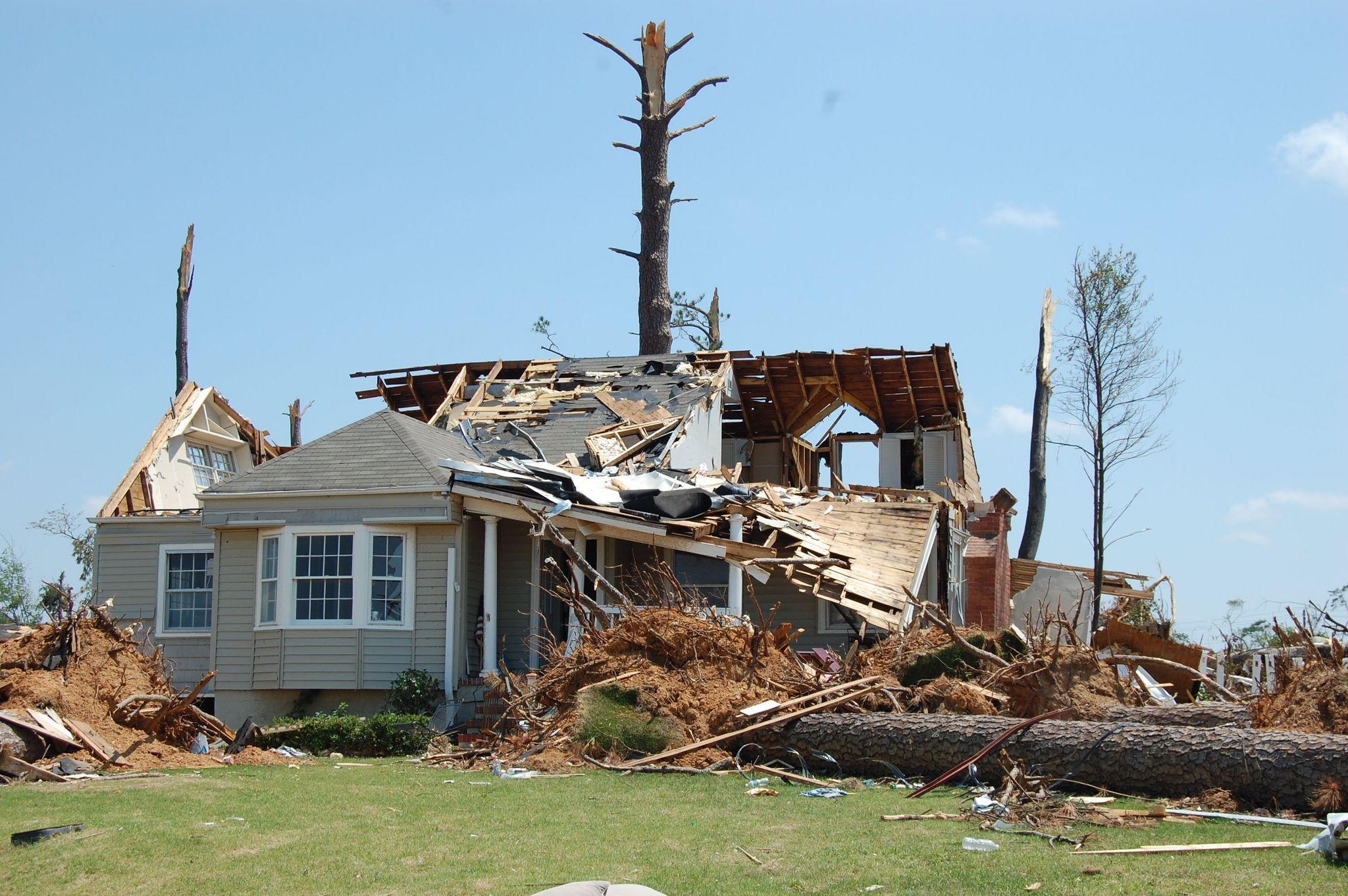 Study estimates rebuilding storm-damaged Tuscaloosa homes will cost ...